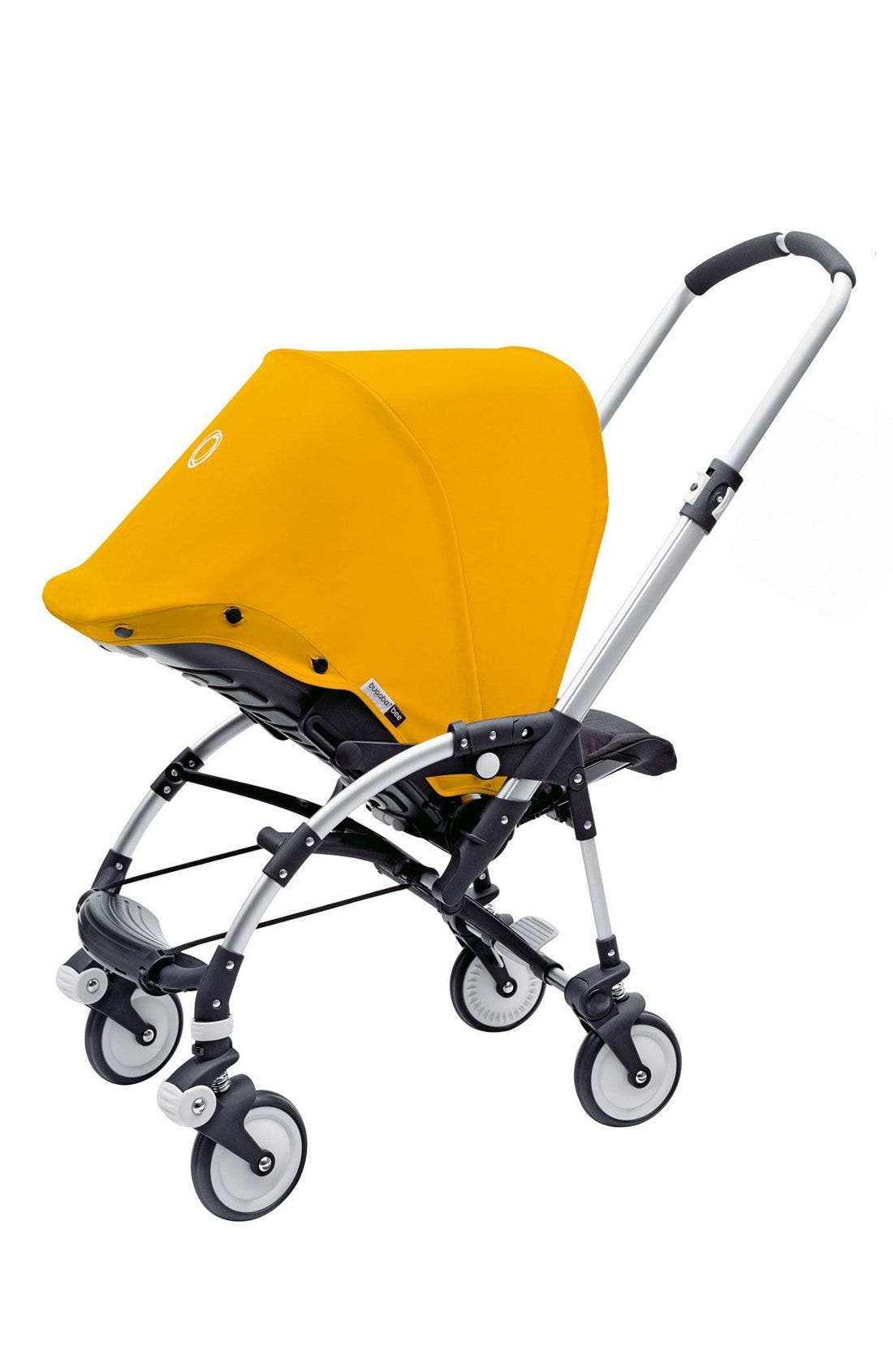 'Bee' Denim Stroller,                             Main thumbnail 5, color,