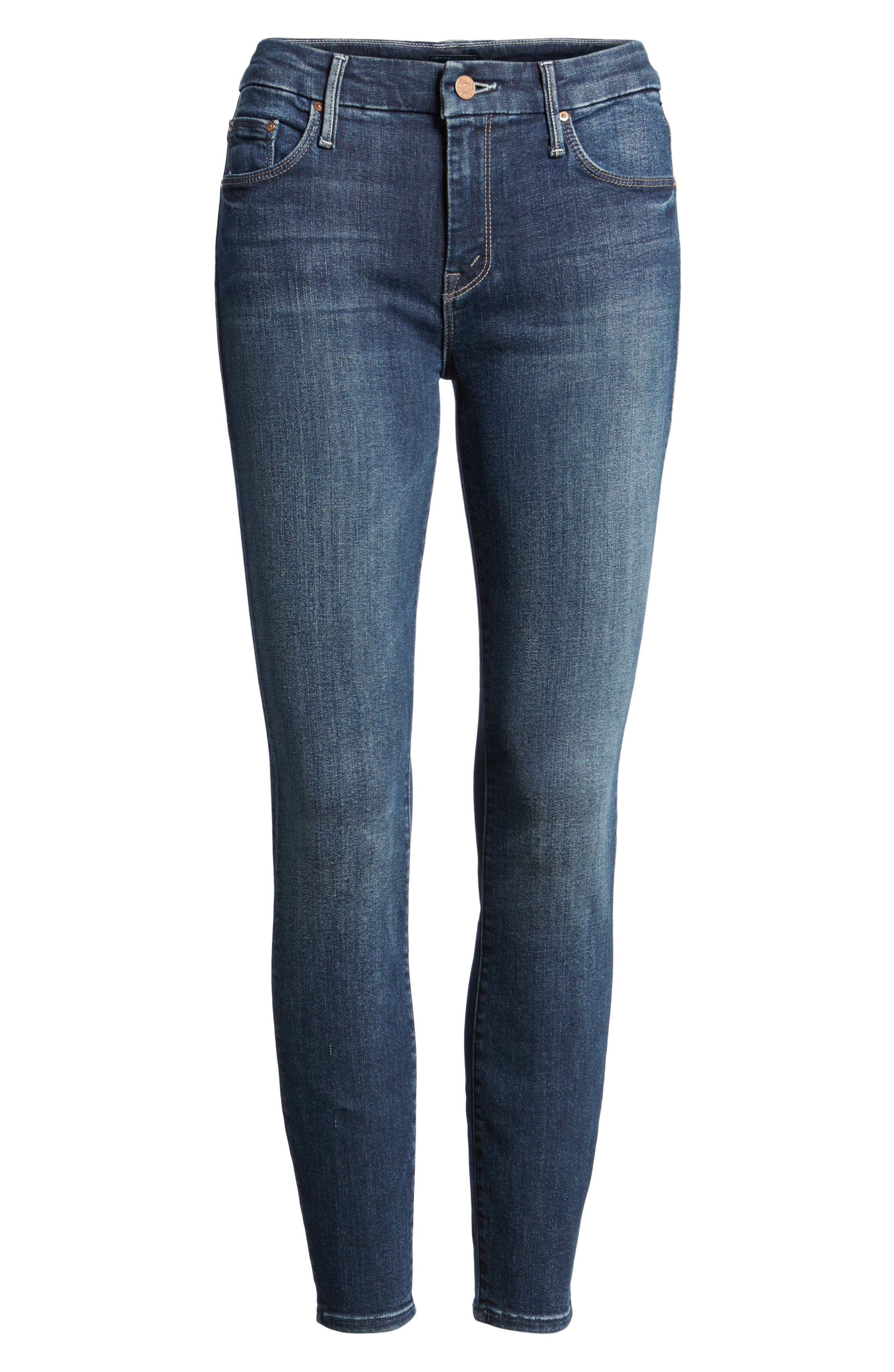 'The Looker' Crop Skinny Jeans,                             Alternate thumbnail 2, color,                             439