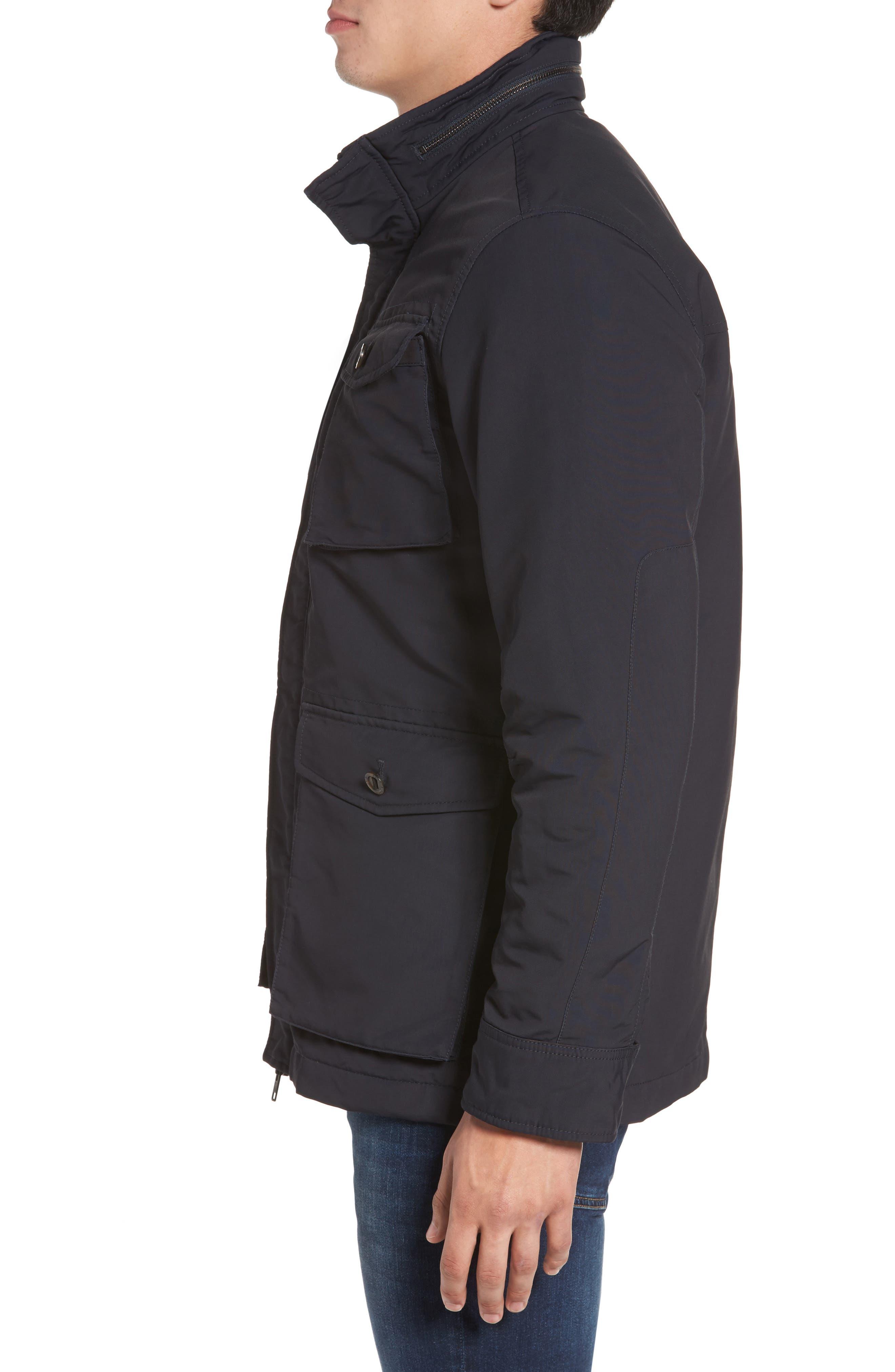 Bendigo Utility Jacket,                             Alternate thumbnail 3, color,                             ECLIPSE