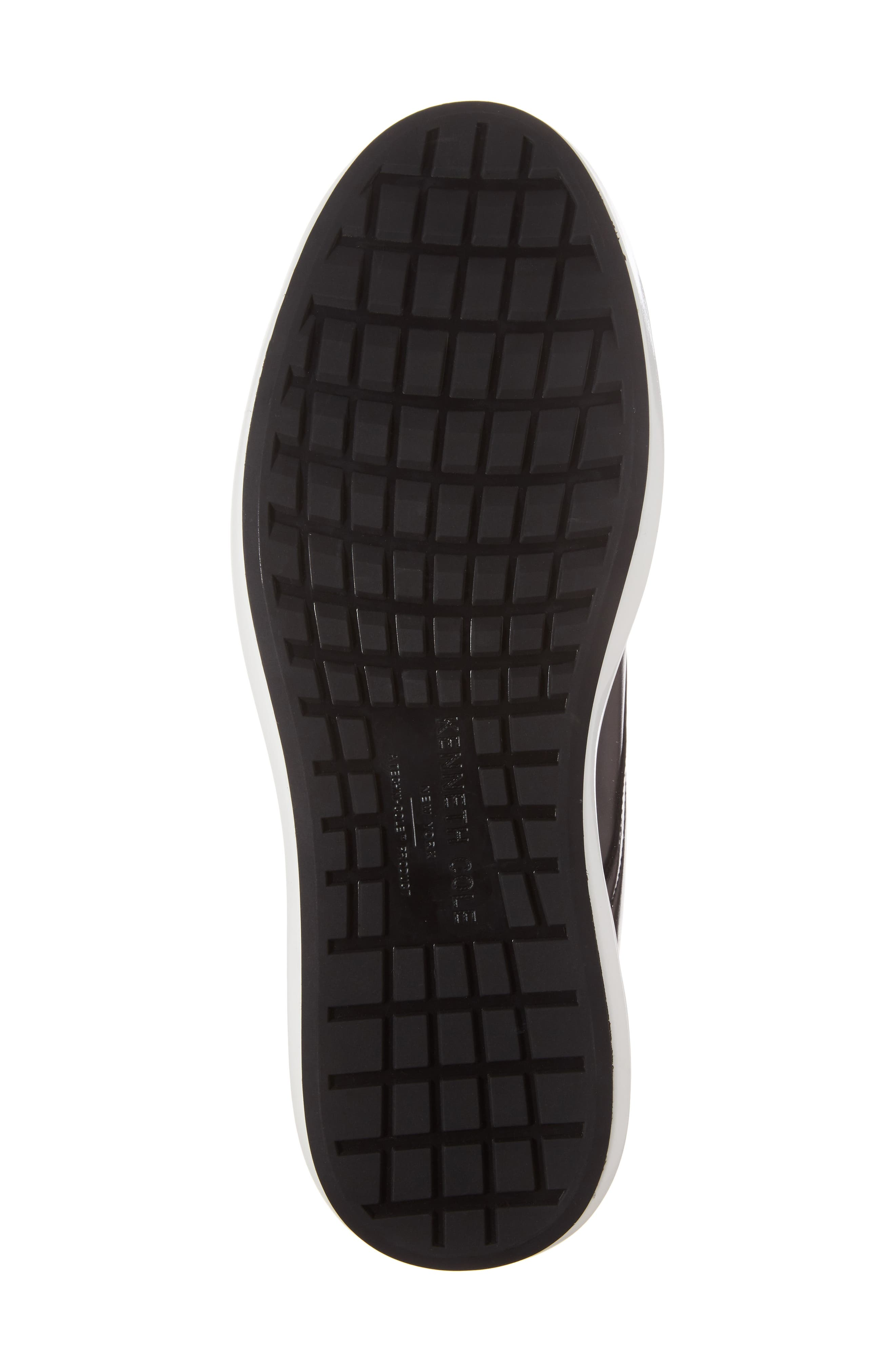 High Top Sneaker,                             Alternate thumbnail 6, color,                             001