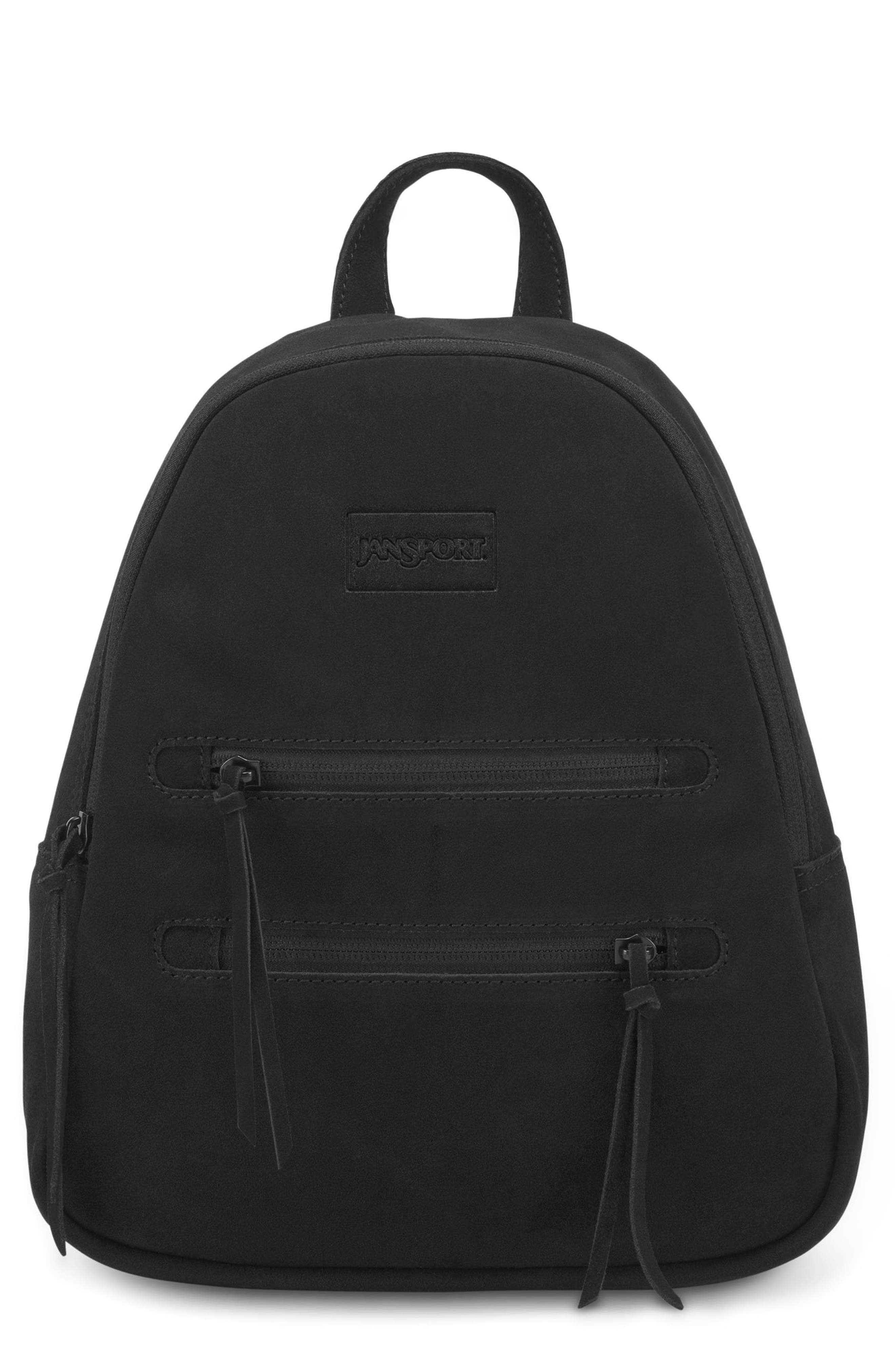 JANSPORT Desert Collection Mini Backpack - Black