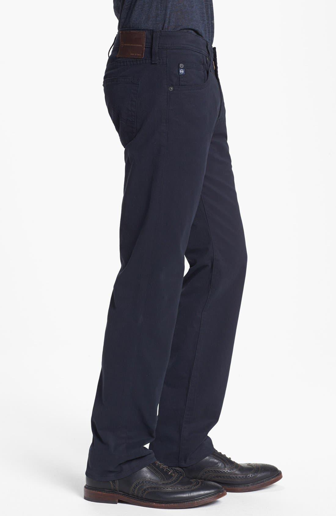 'Matchbox BES' Slim Fit Pants,                             Alternate thumbnail 167, color,