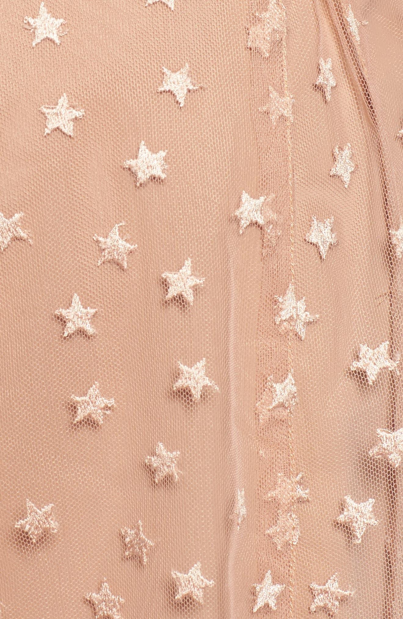 All That Glitters Midi Dress,                             Alternate thumbnail 5, color,
