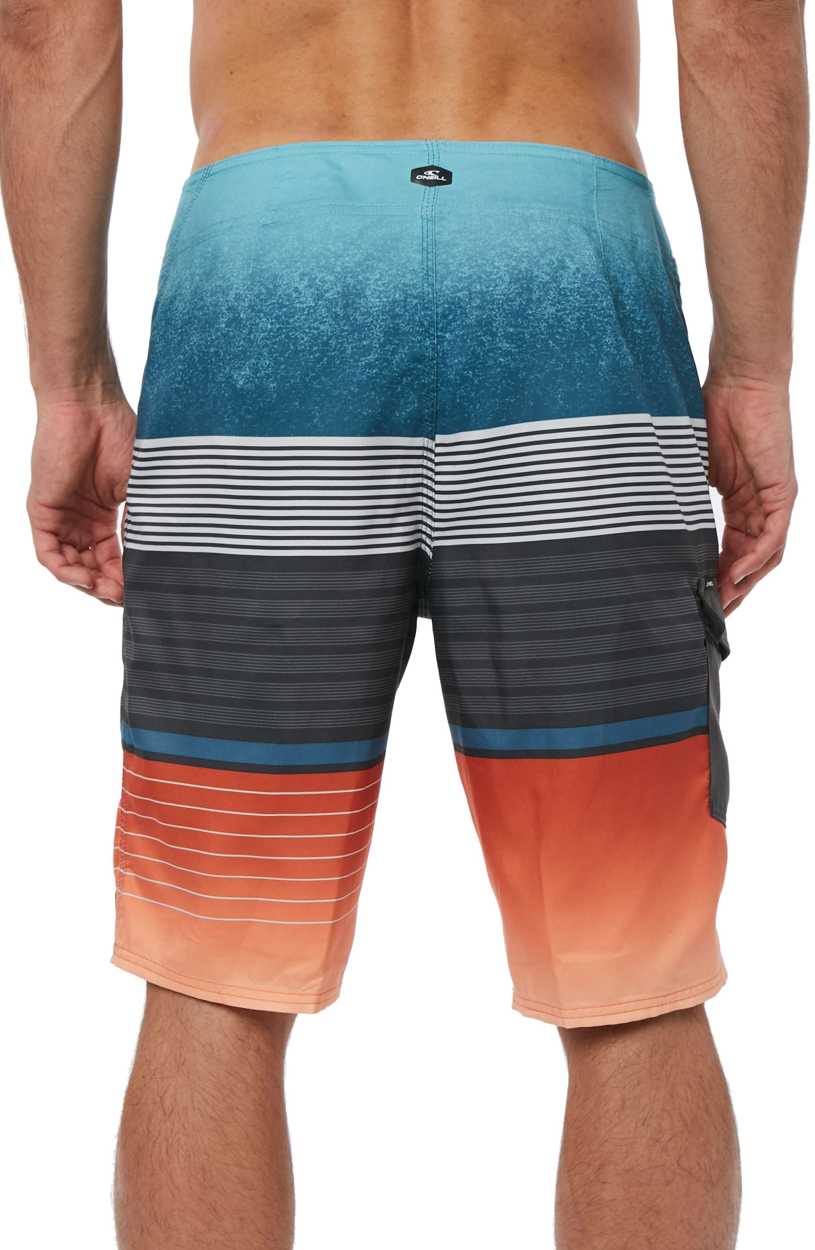 Lennox Board Shorts,                             Alternate thumbnail 13, color,