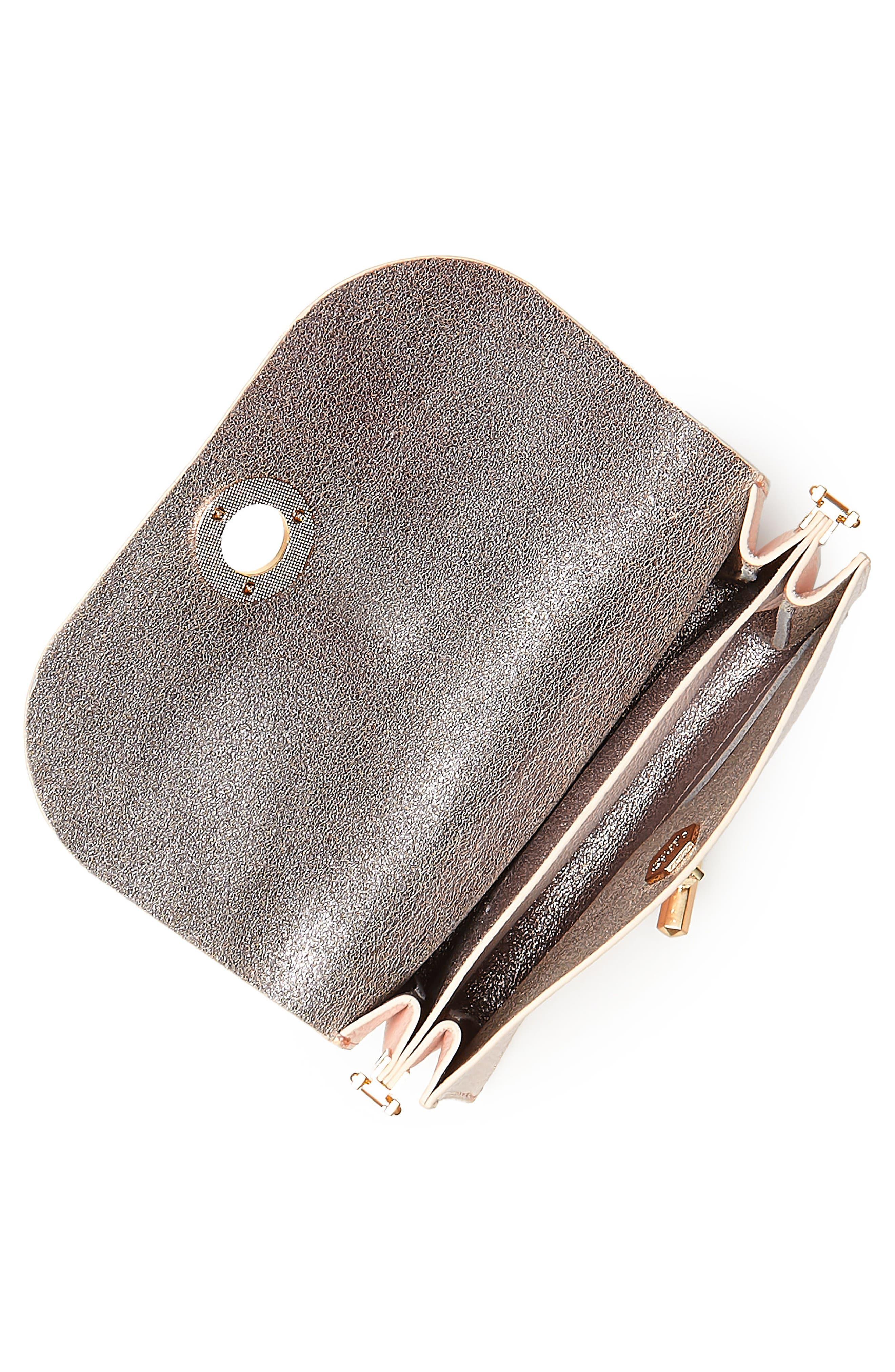 Waverly Leather Crossbody Bag,                             Alternate thumbnail 26, color,