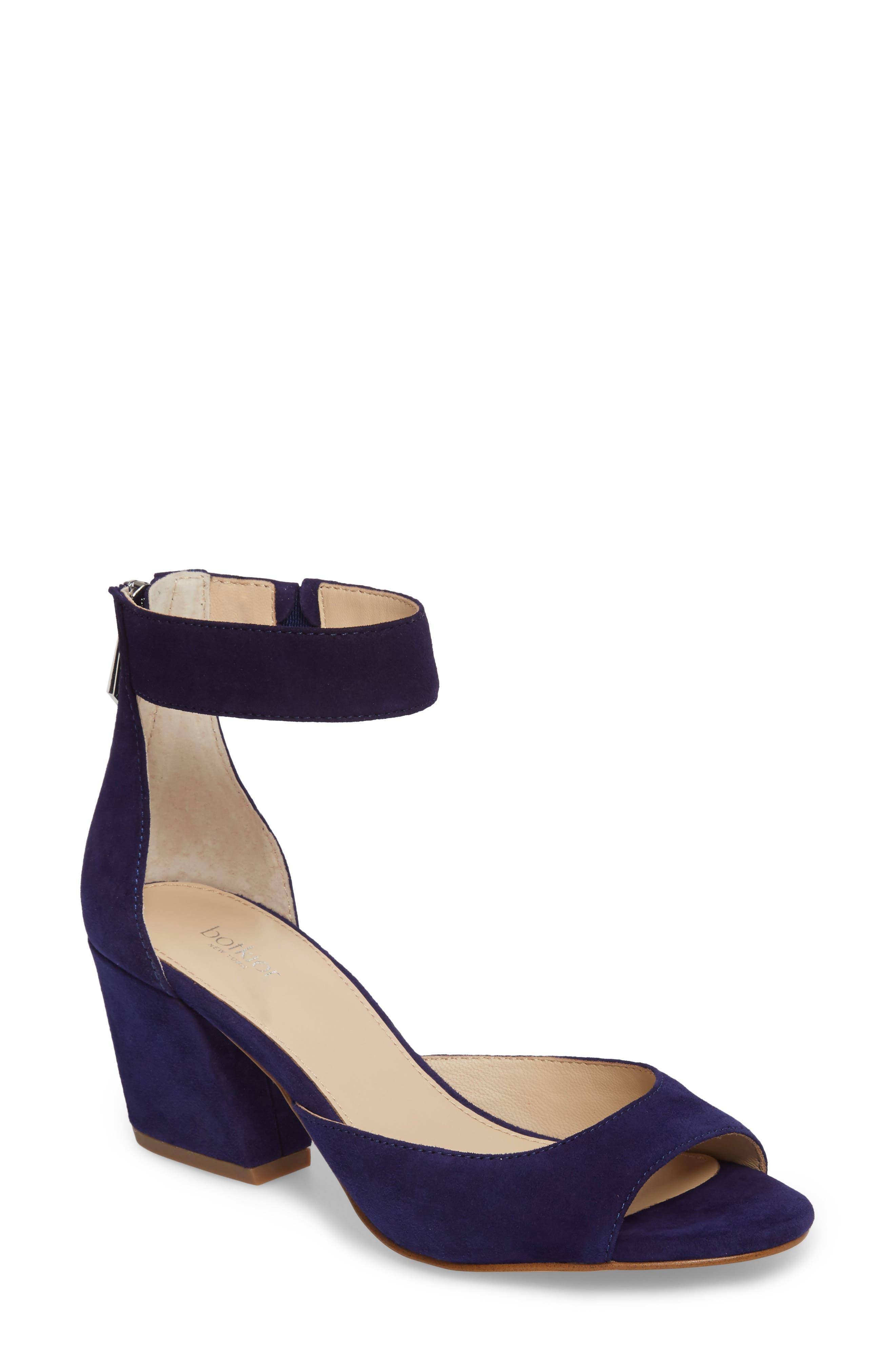 Pilar Ankle Strap Sandal,                             Main thumbnail 1, color,                             403