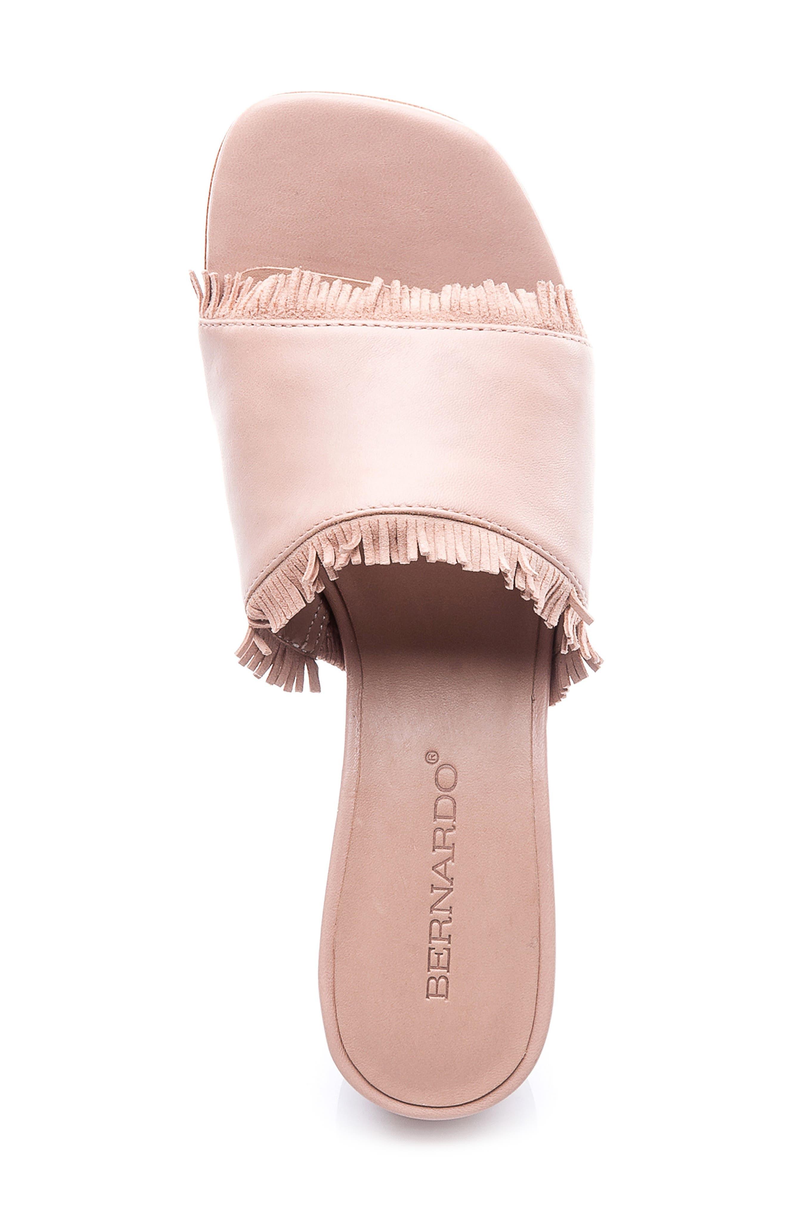 Bernardo Blossom Slide Sandal,                             Alternate thumbnail 9, color,
