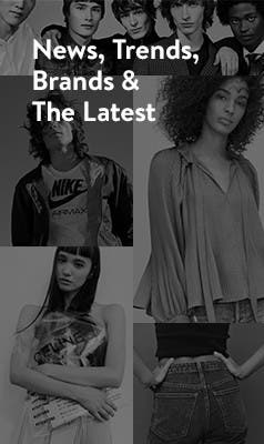 What's now: news, trends, brands and the latest.