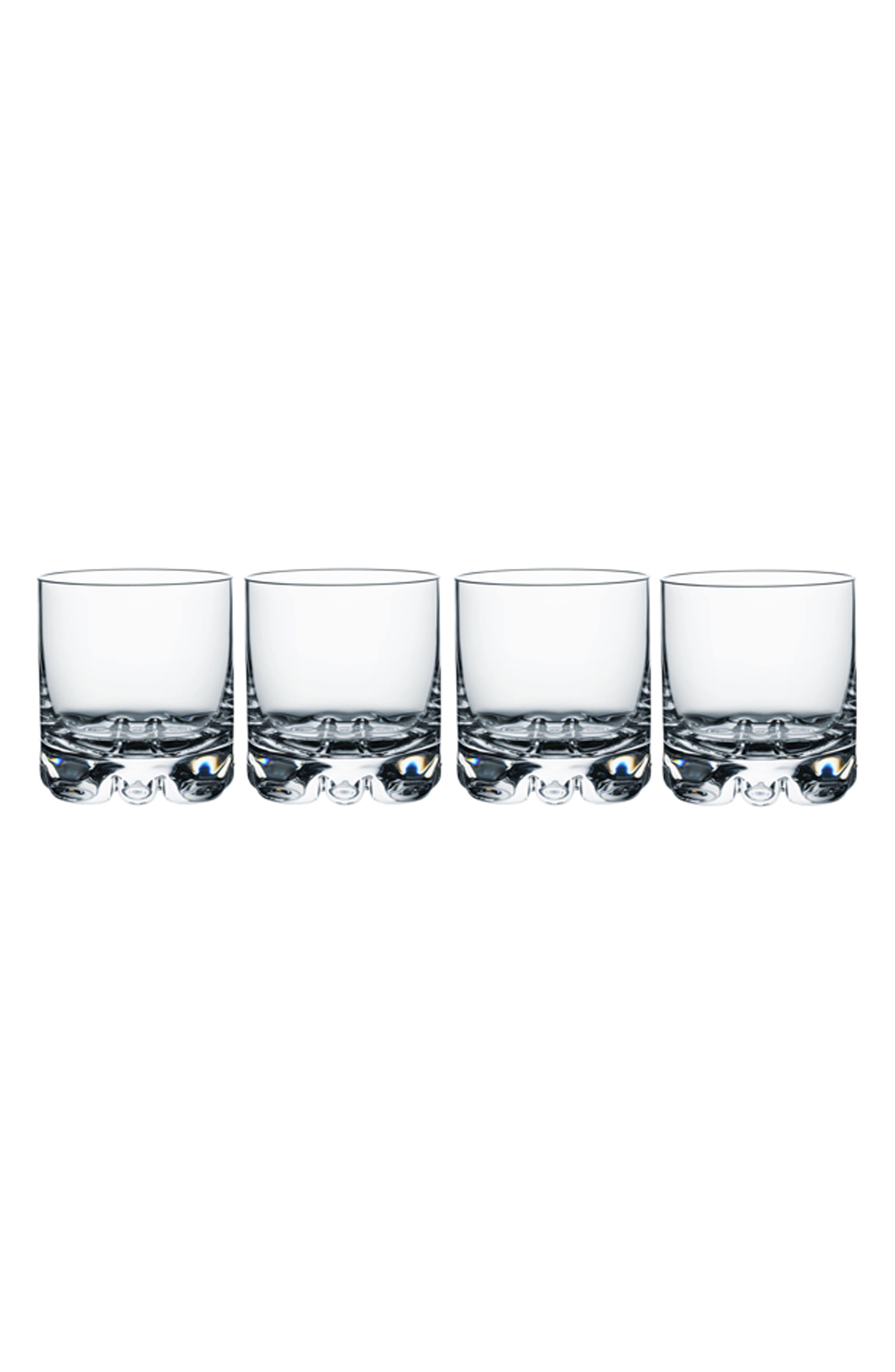 Erik Set of 4 Old Fashioned Glasses,                         Main,                         color, 100