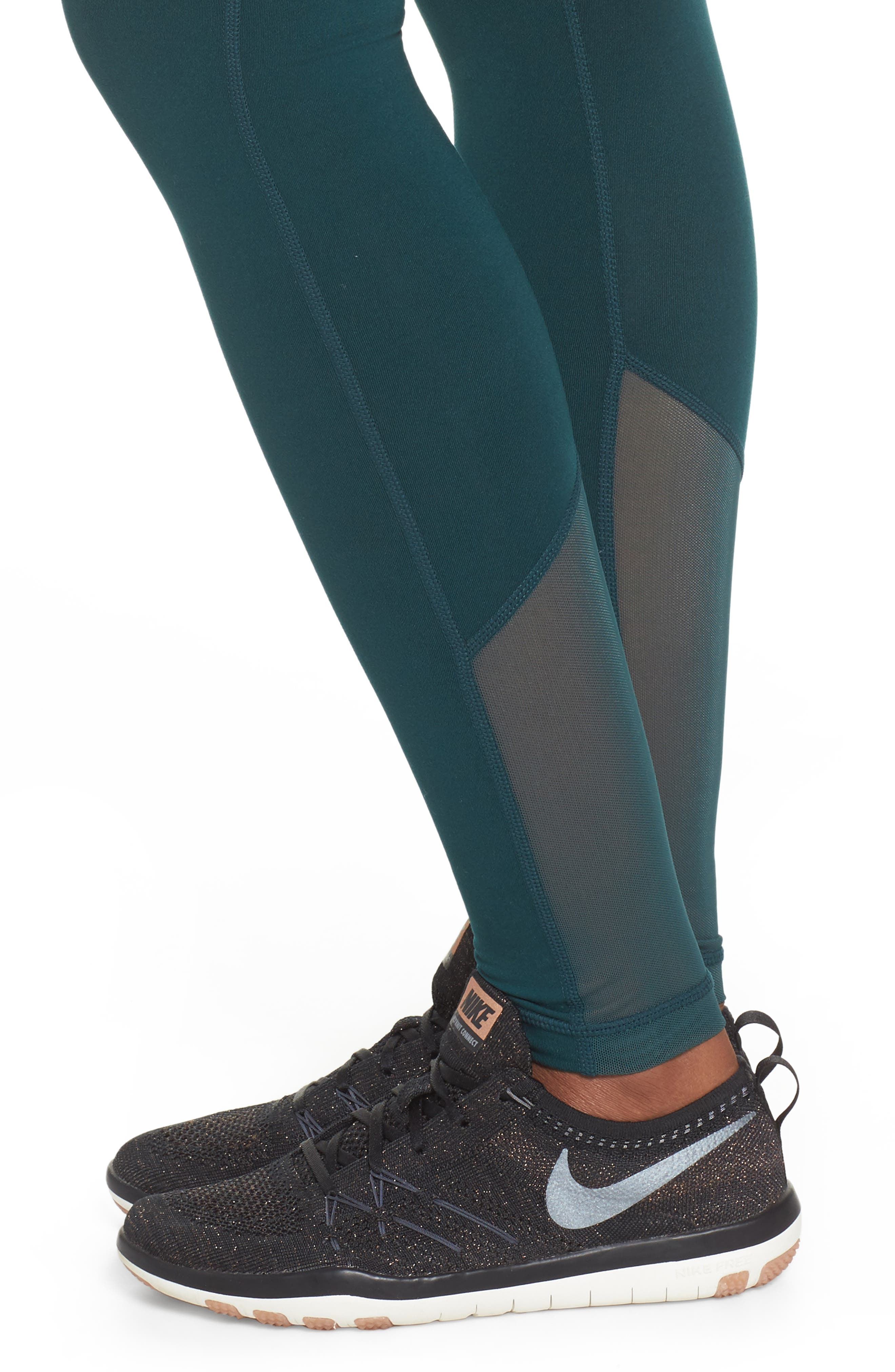 High Waist Asana Light Leggings,                             Alternate thumbnail 4, color,                             301