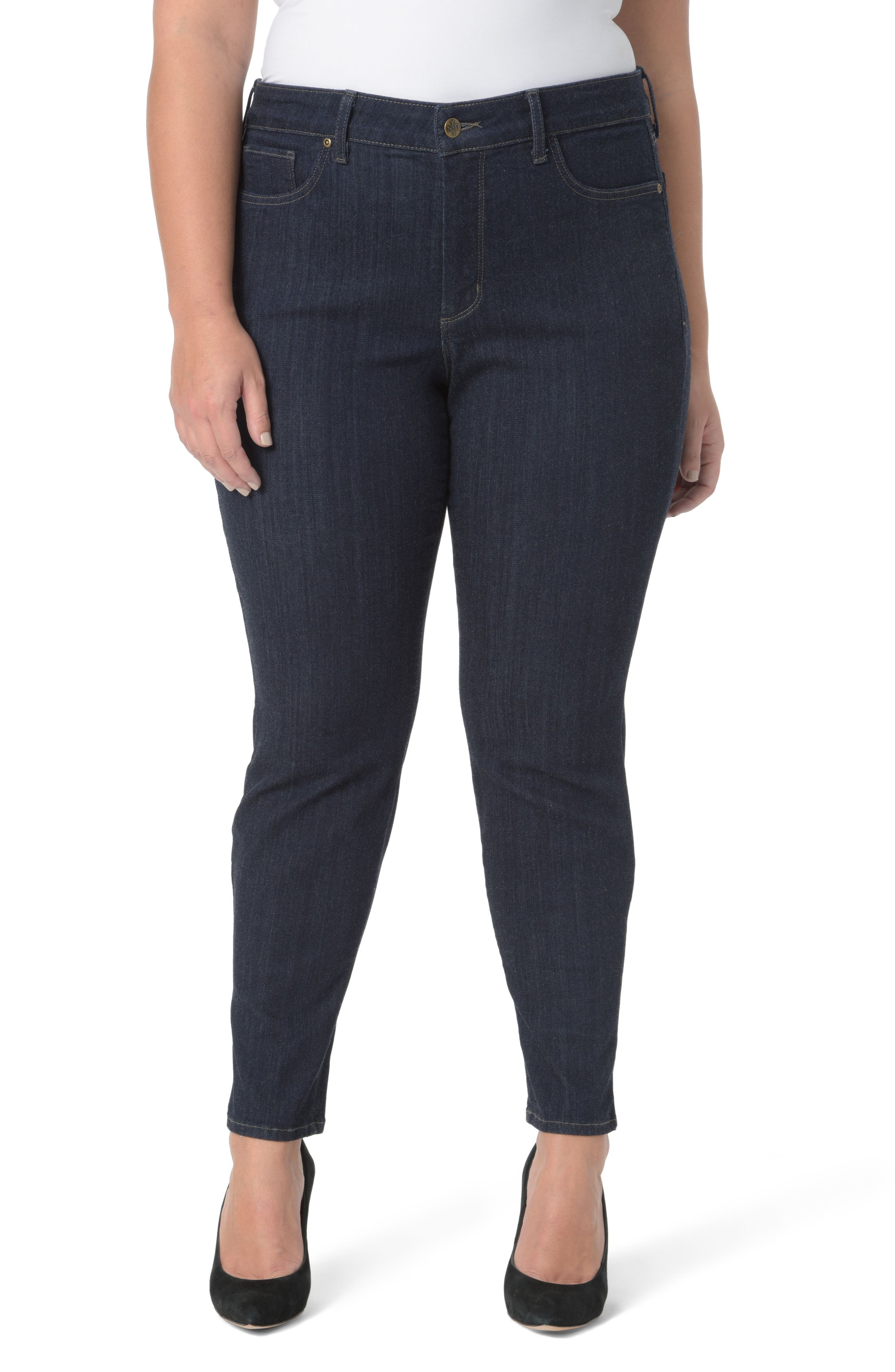 Ami Skinny Legging Jeans,                         Main,                         color, 464