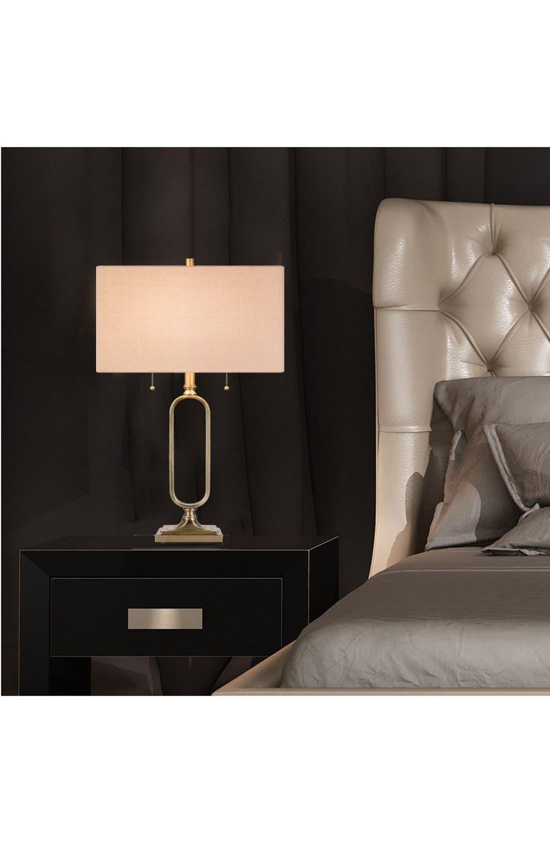 JAlexander Metal Table Lamp,                             Alternate thumbnail 2, color,                             710