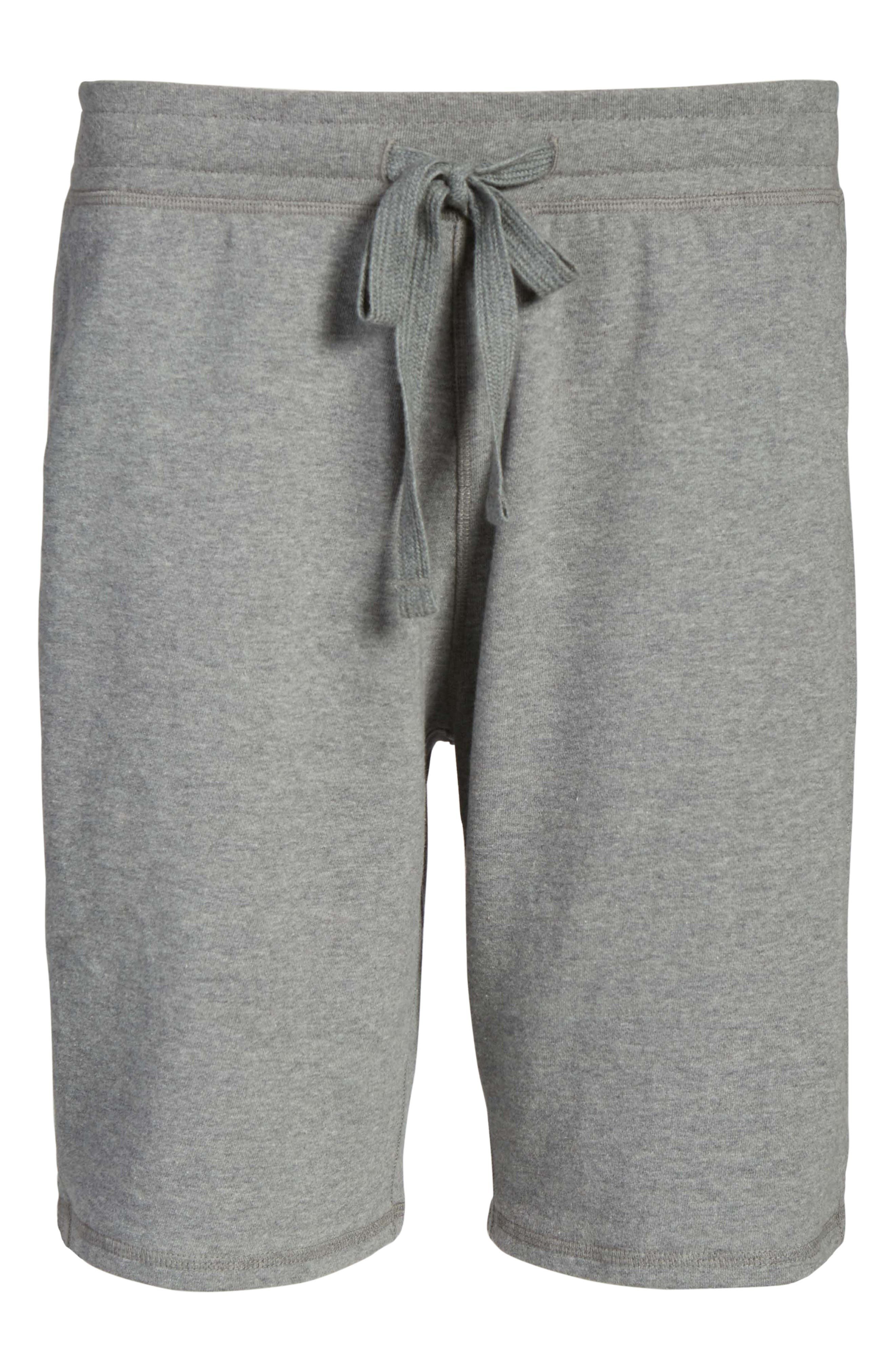Reversible French Terry Sweat Shorts,                             Alternate thumbnail 6, color,                             038
