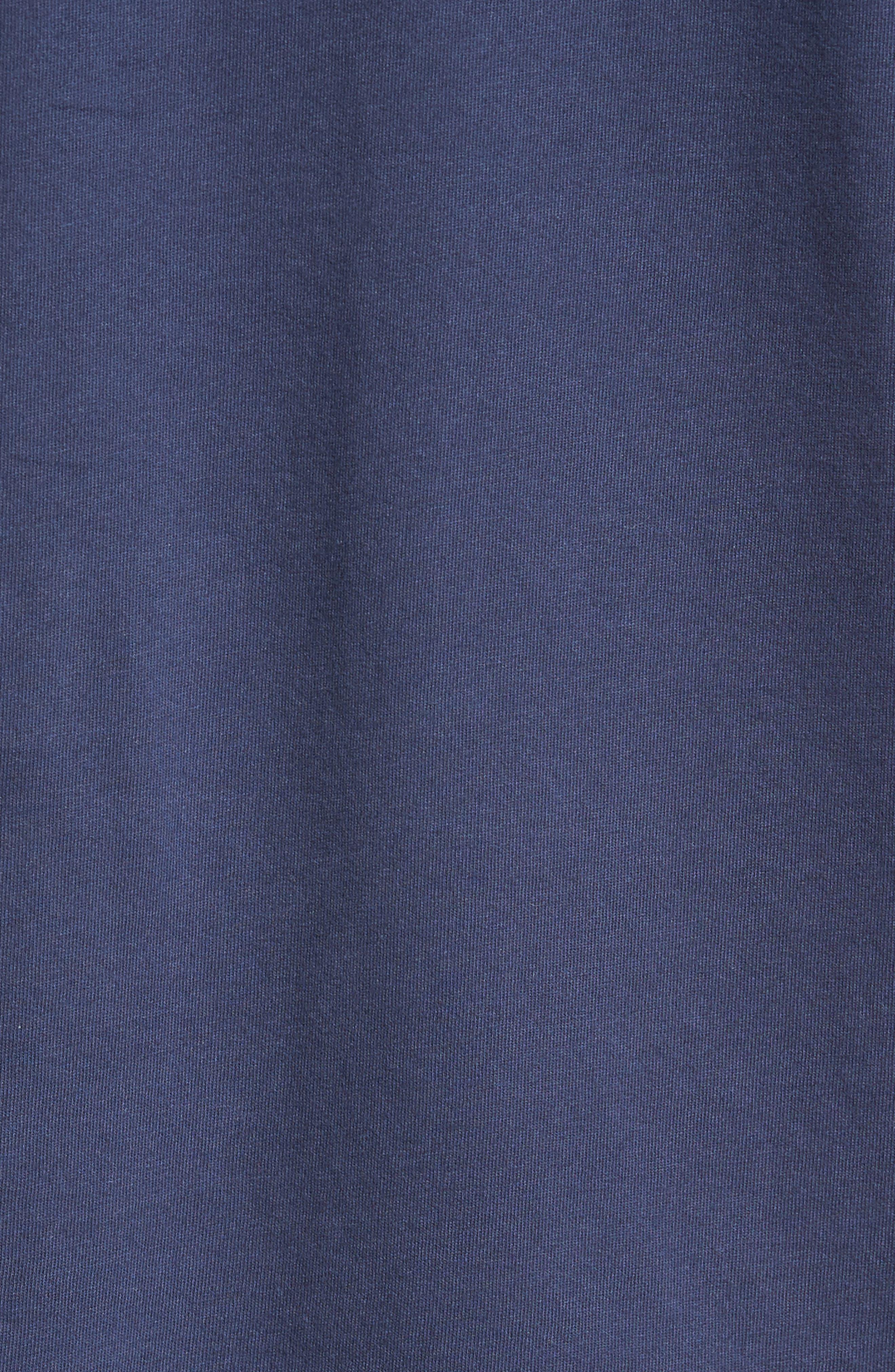 Dark Moon Graphic T-Shirt,                             Alternate thumbnail 5, color,
