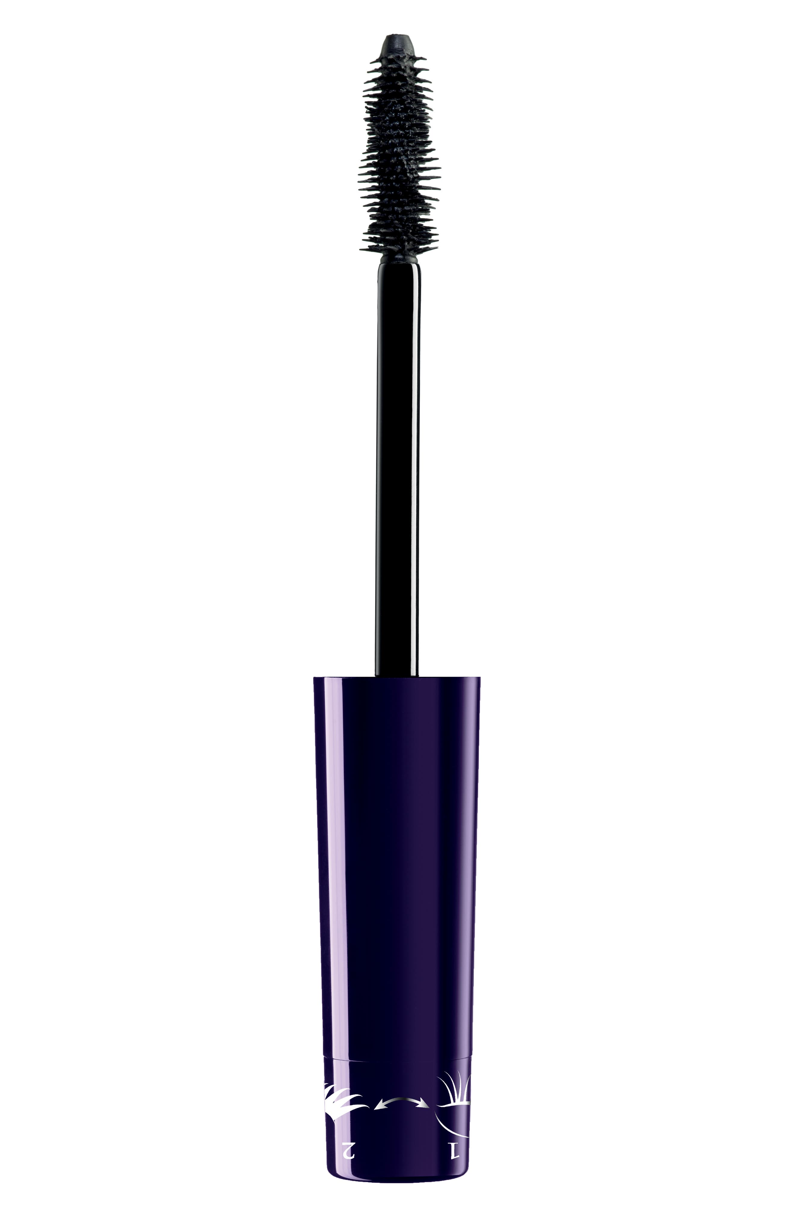 SPACE.NK.apothecary By Terry Lash-Expert Twist Brush Double Effect Mascara,                             Alternate thumbnail 3, color,                             BLACK