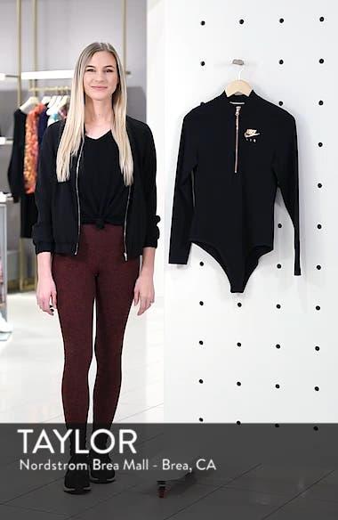 Sportswear Women's Long Sleeve Bodysuit, sales video thumbnail