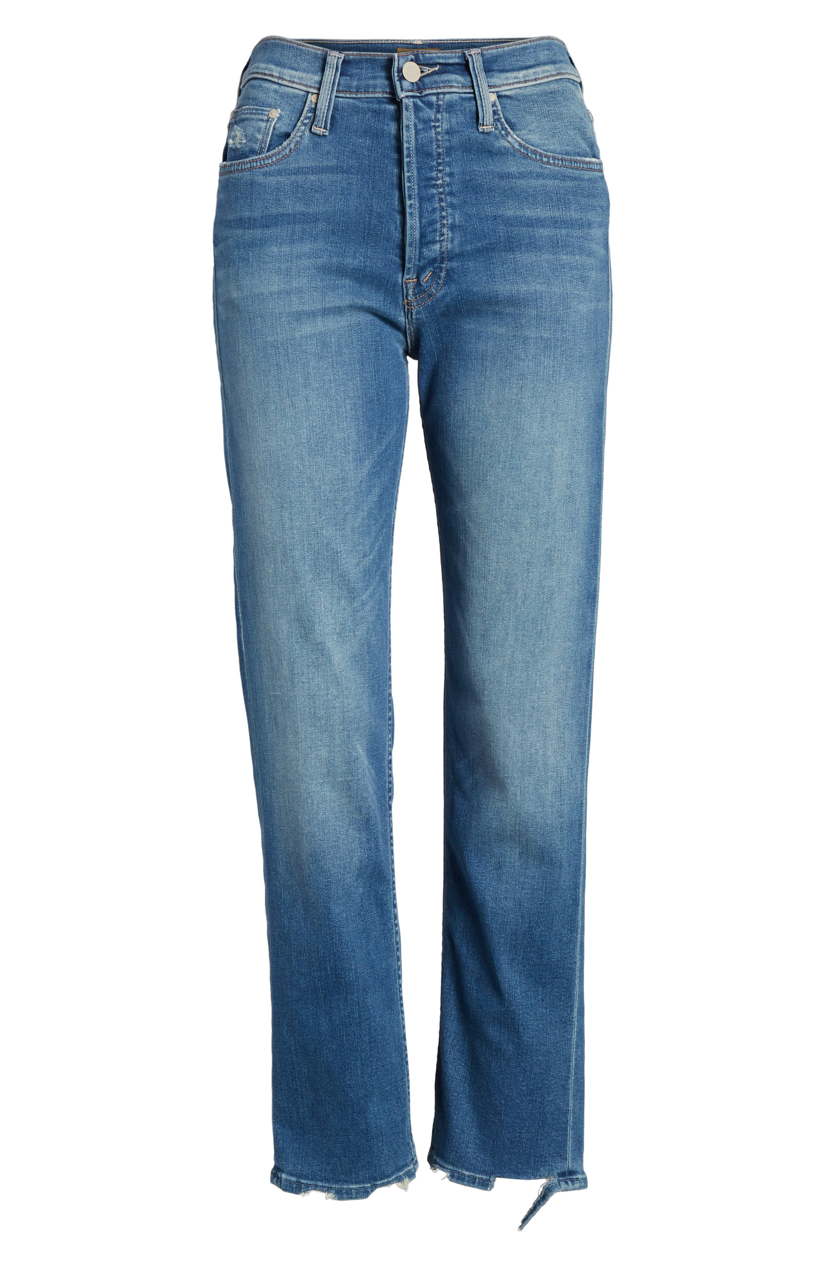 The Tomcat Ankle Straight Leg Jeans,                             Alternate thumbnail 7, color,                             400