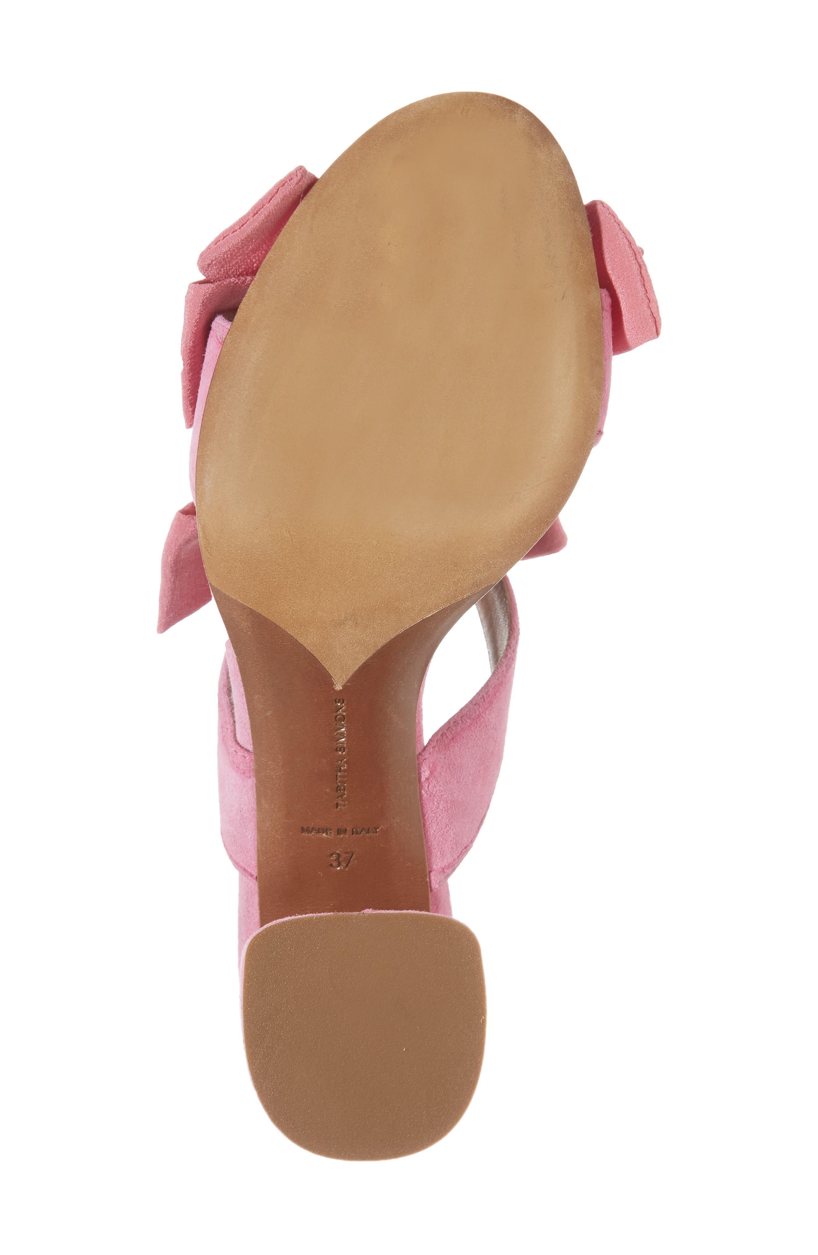 Barbi Bow Sandal,                             Alternate thumbnail 12, color,