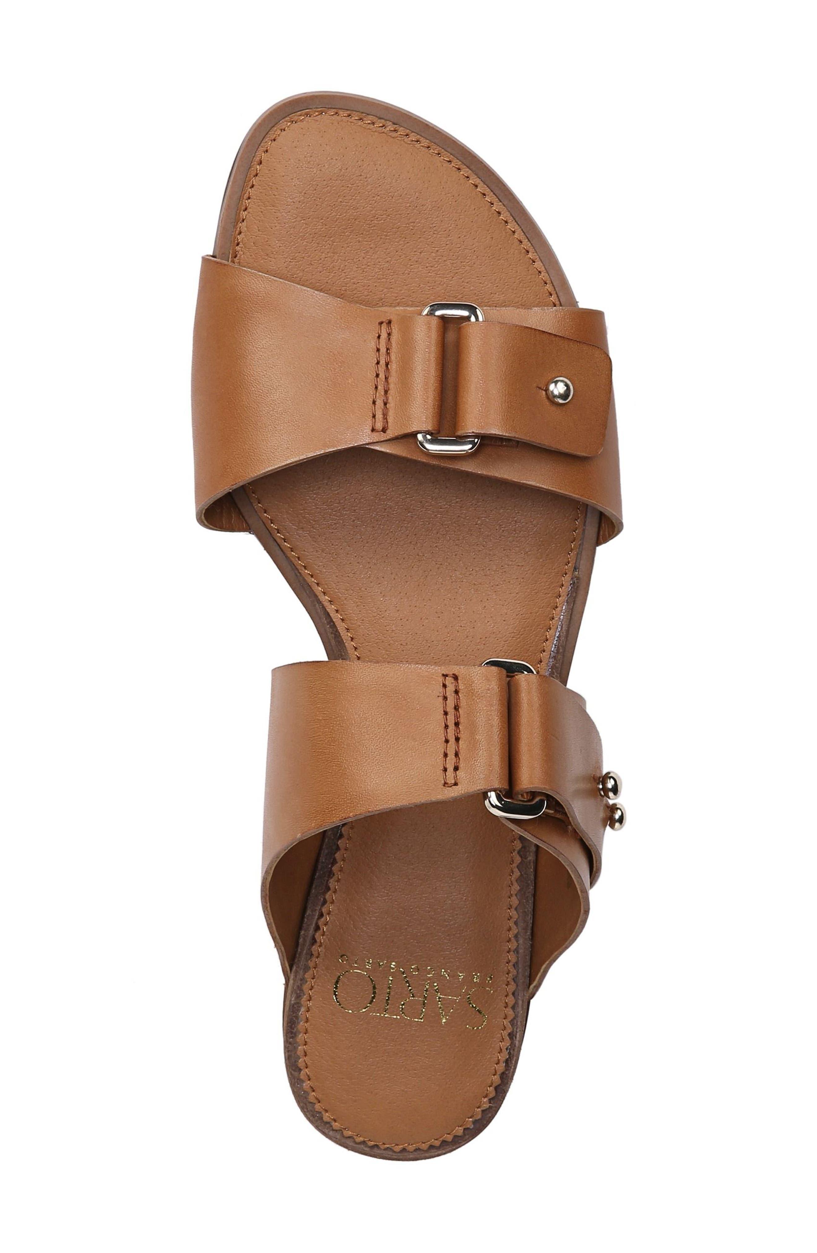 Palomino Genuine Calf Hair Sandal,                             Alternate thumbnail 24, color,