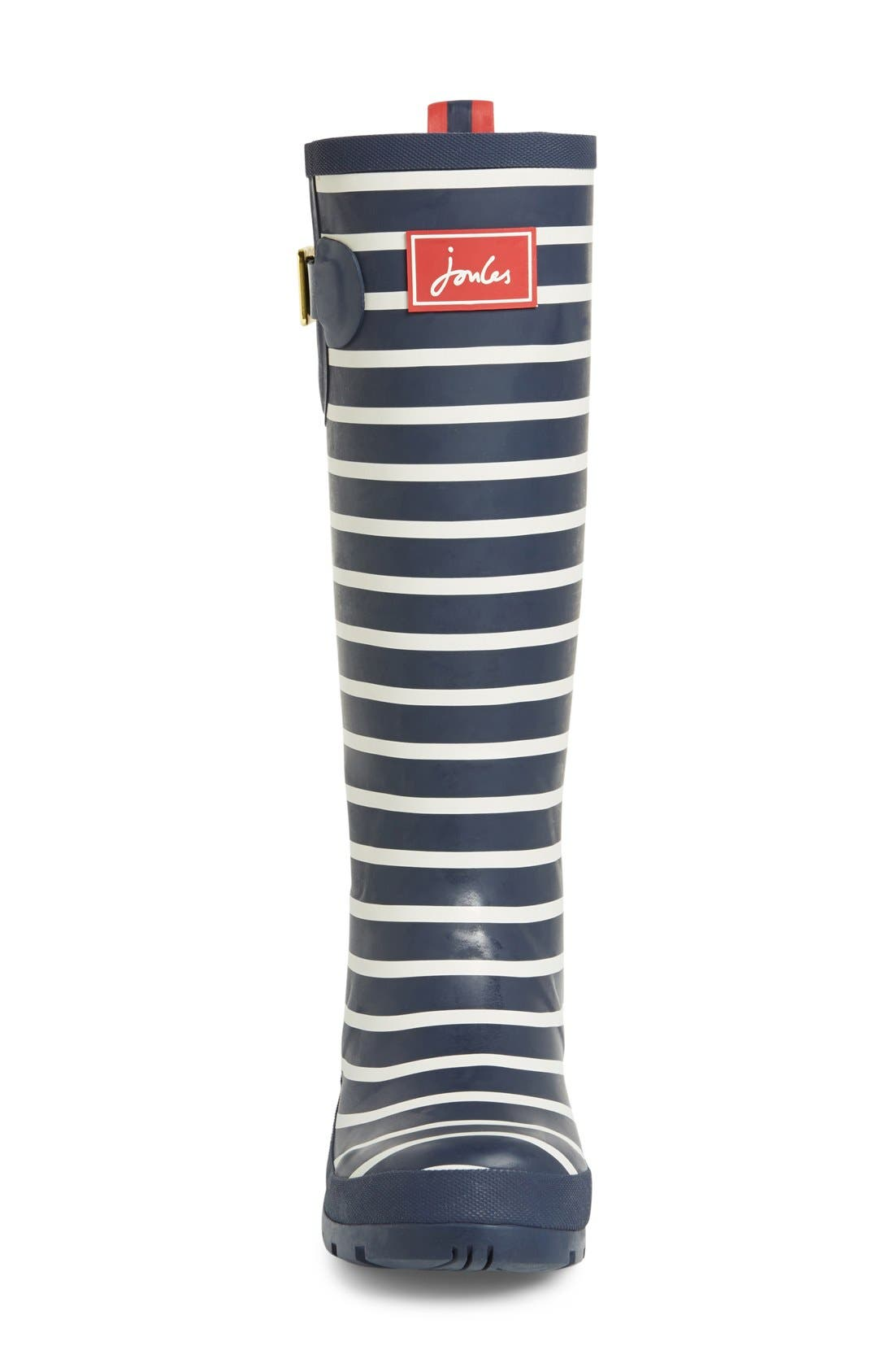 'Welly' Print Rain Boot,                             Alternate thumbnail 88, color,