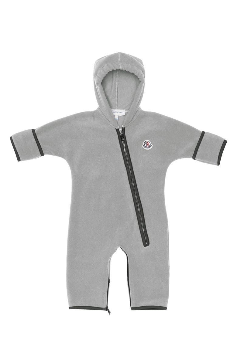 4b44cc85023c Moncler Fleece Bunting (Baby)