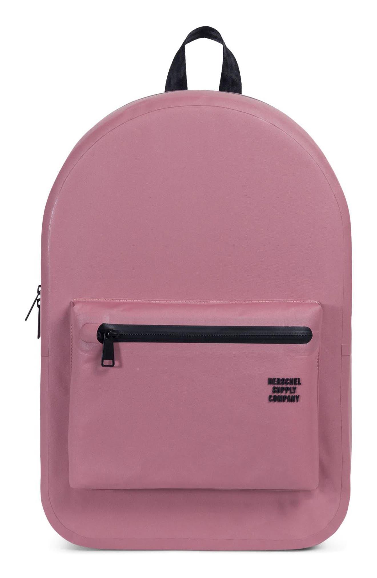 Settlement Studio Backpack,                         Main,                         color, ASH ROSE