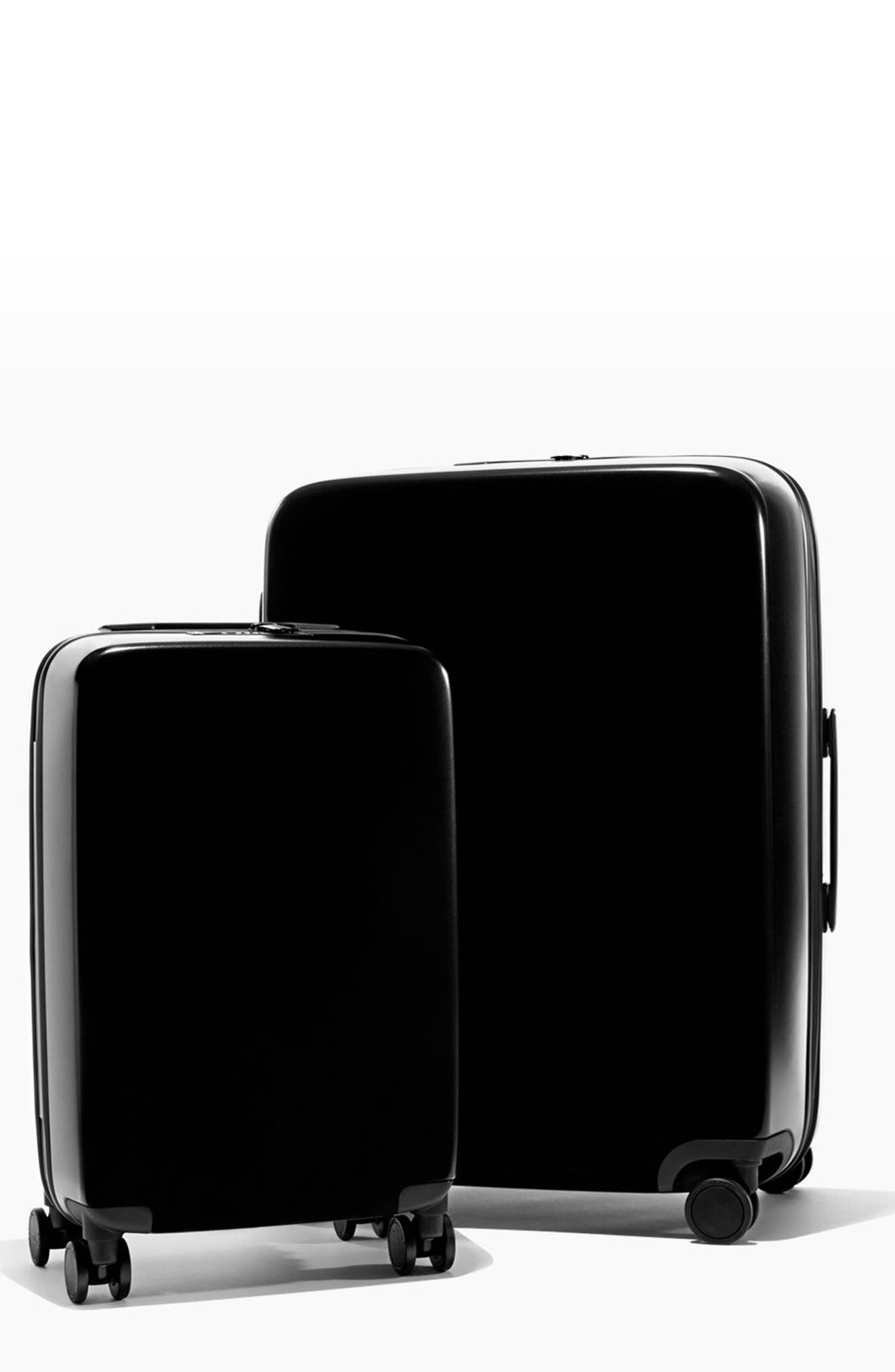 The A50 28-Inch & 22-Inch 2-Piece Luggage Set,                         Main,                         color, 001