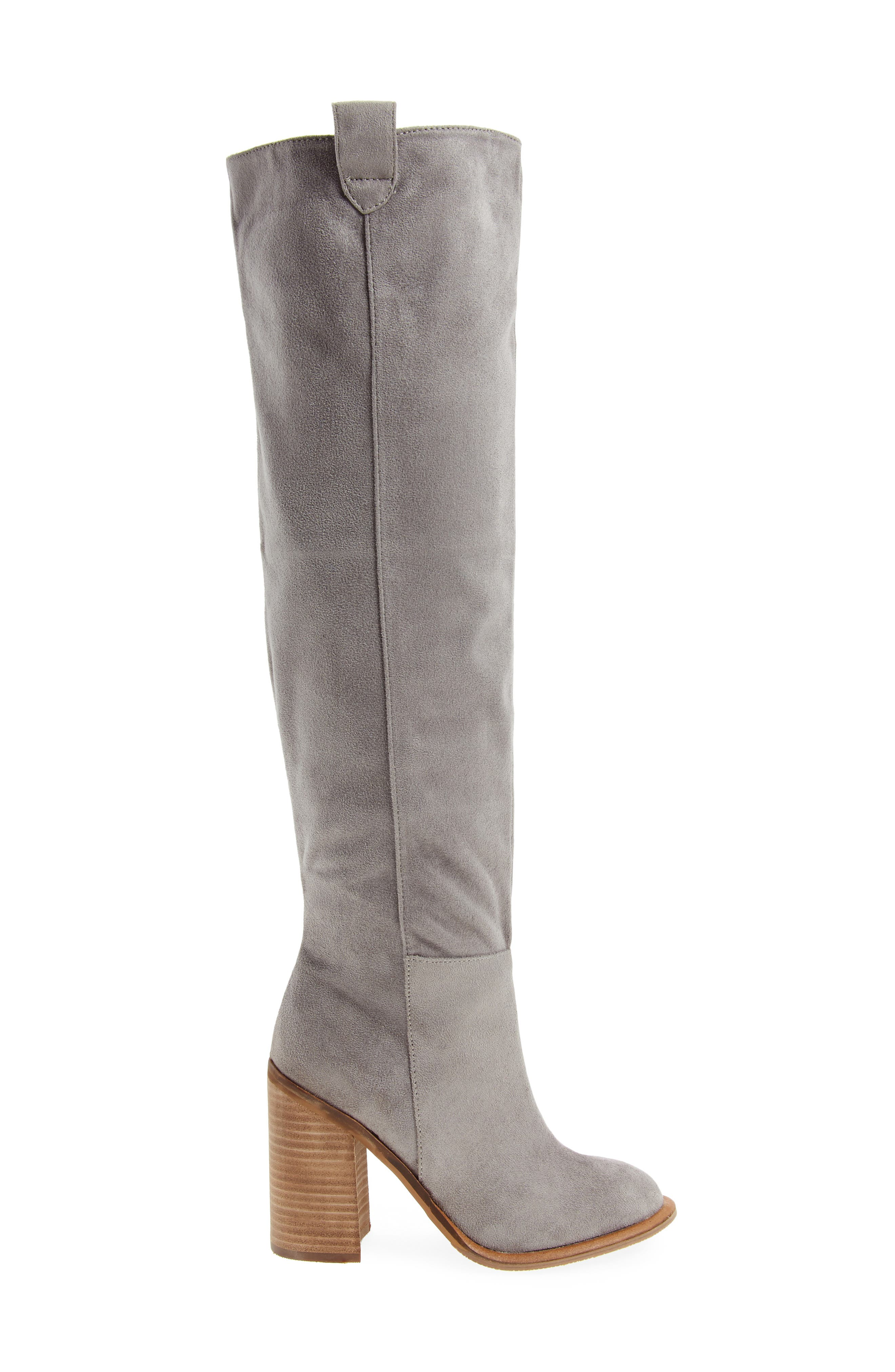 Nate Over the Knee Boot,                             Alternate thumbnail 8, color,