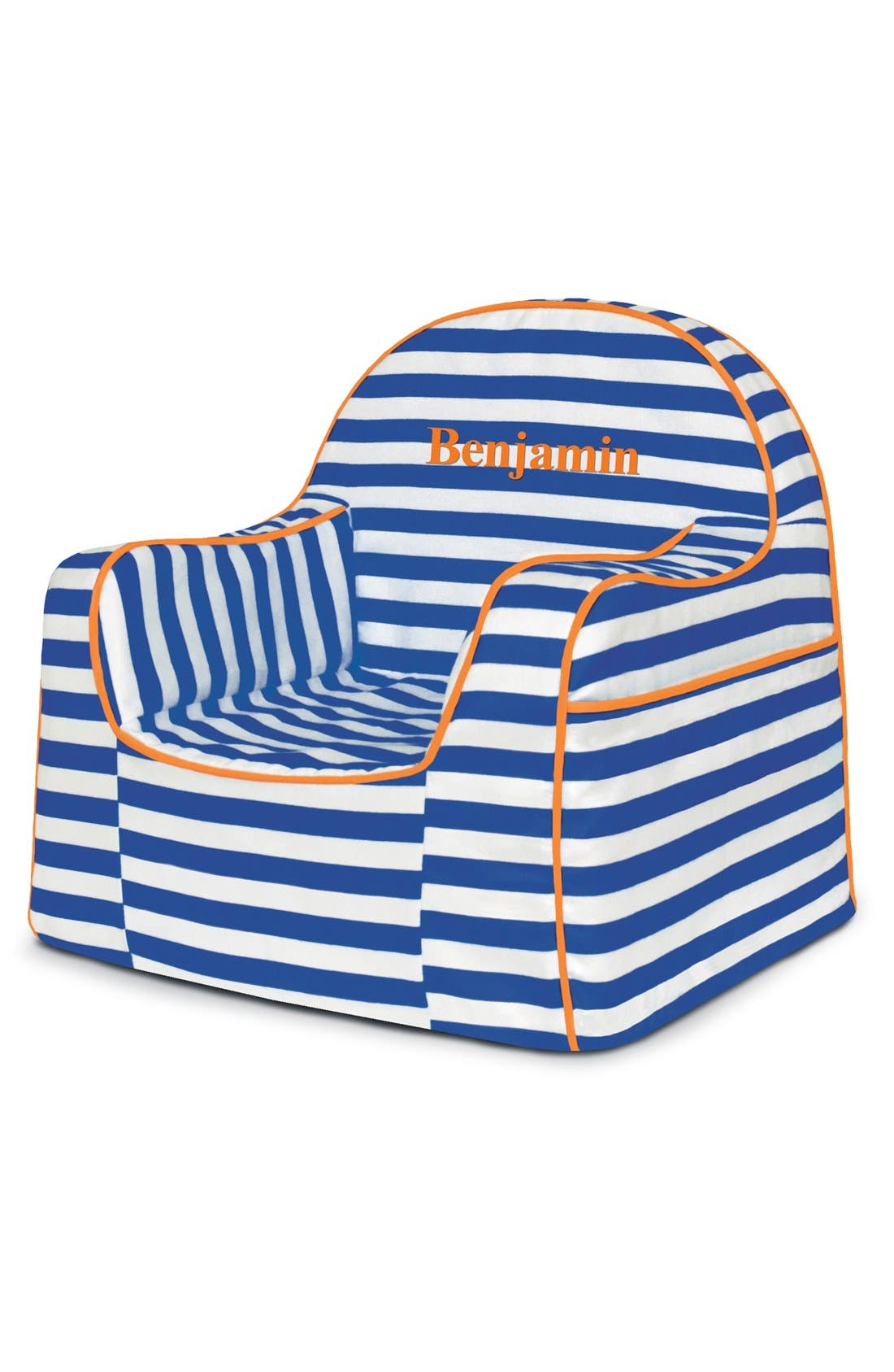 'Personalized Little Reader' Chair,                             Main thumbnail 1, color,                             405