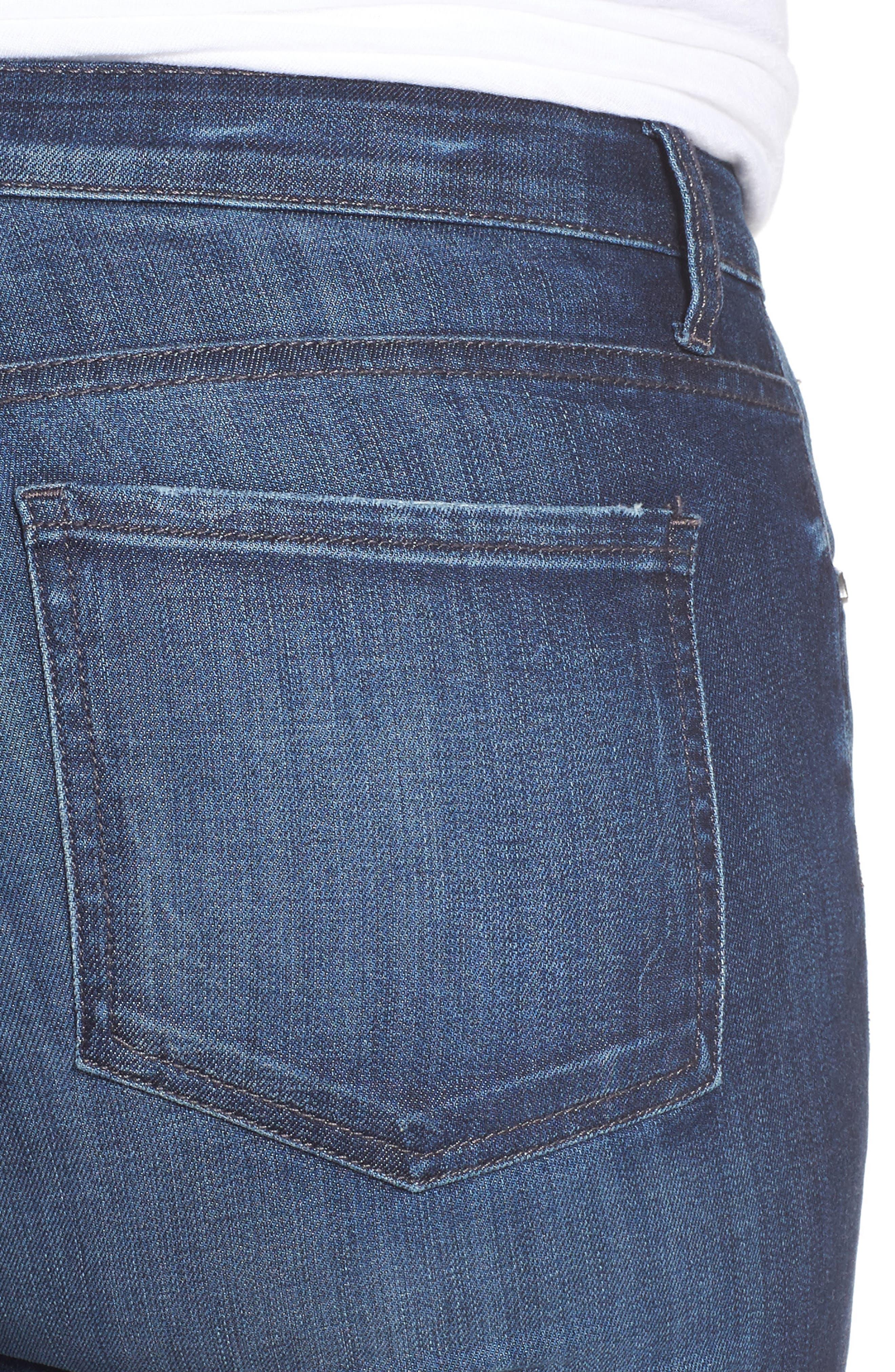 Catherine Boyfriend Jeans,                             Alternate thumbnail 4, color,                             400