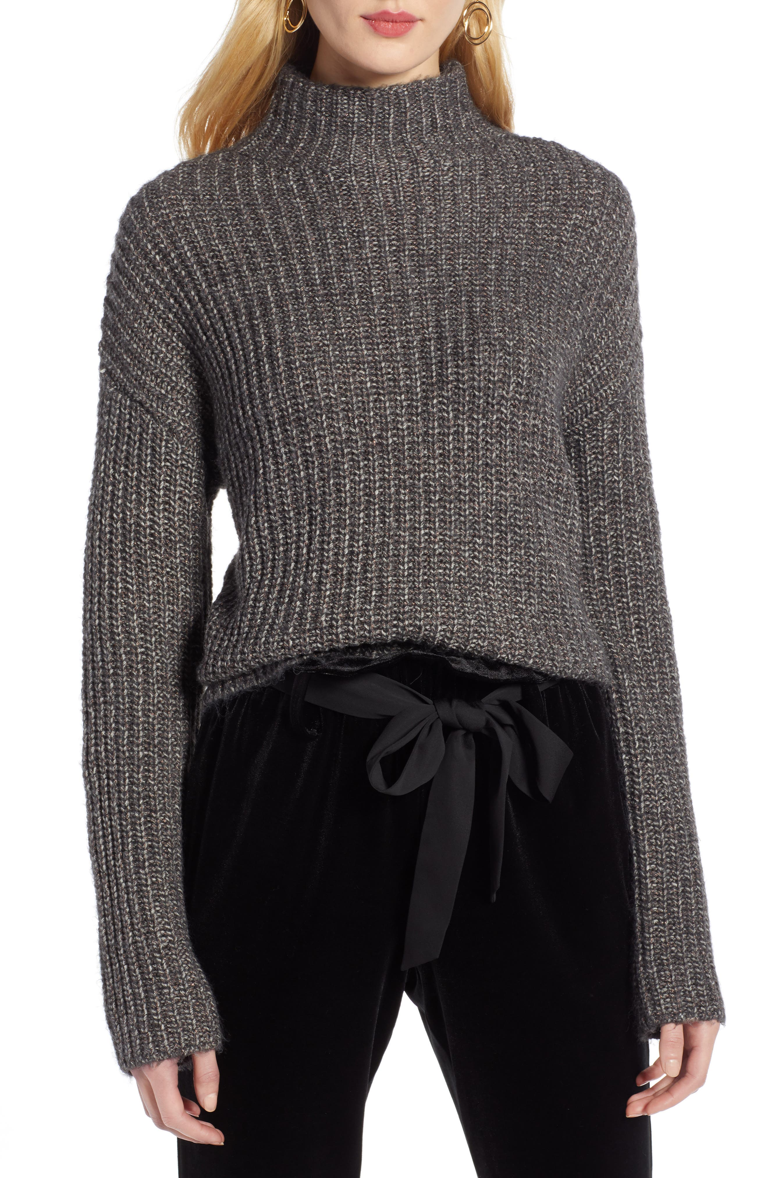 Ribbed Sweater by Halogen®