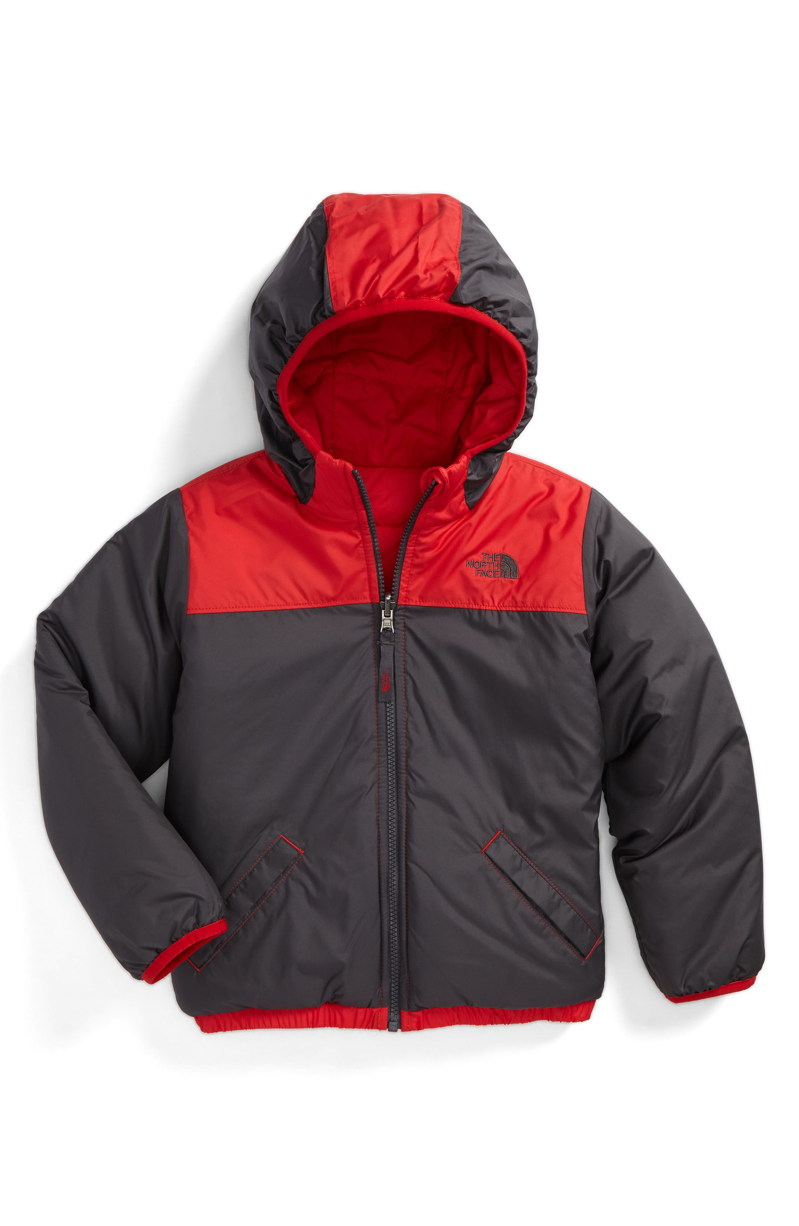 Perrito Reversible Water Repellent Heatseeker<sup>™</sup> Insulated Jacket,                             Alternate thumbnail 8, color,