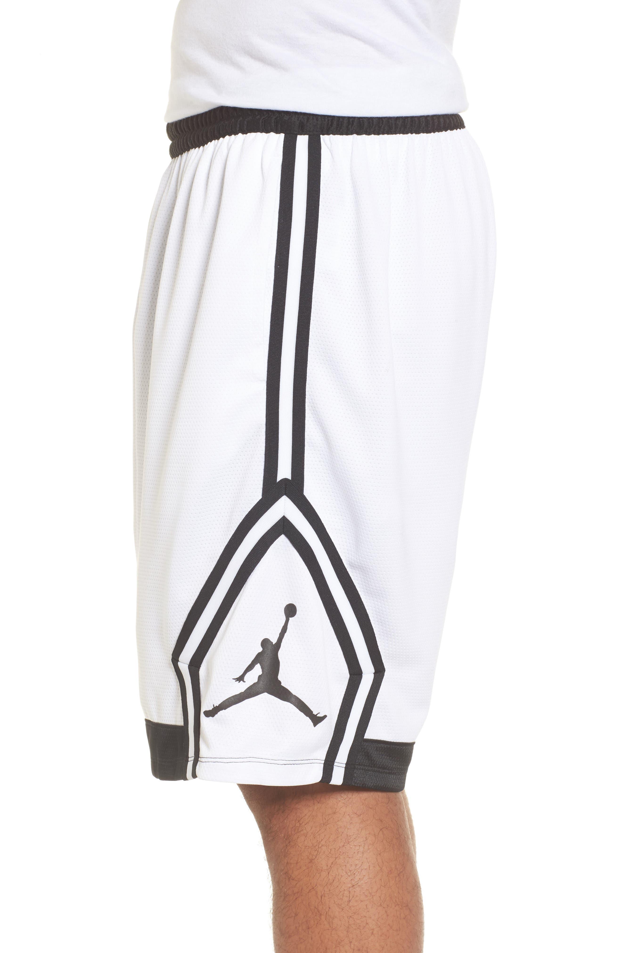 Sportswear Rise Diamond Shorts,                             Alternate thumbnail 16, color,