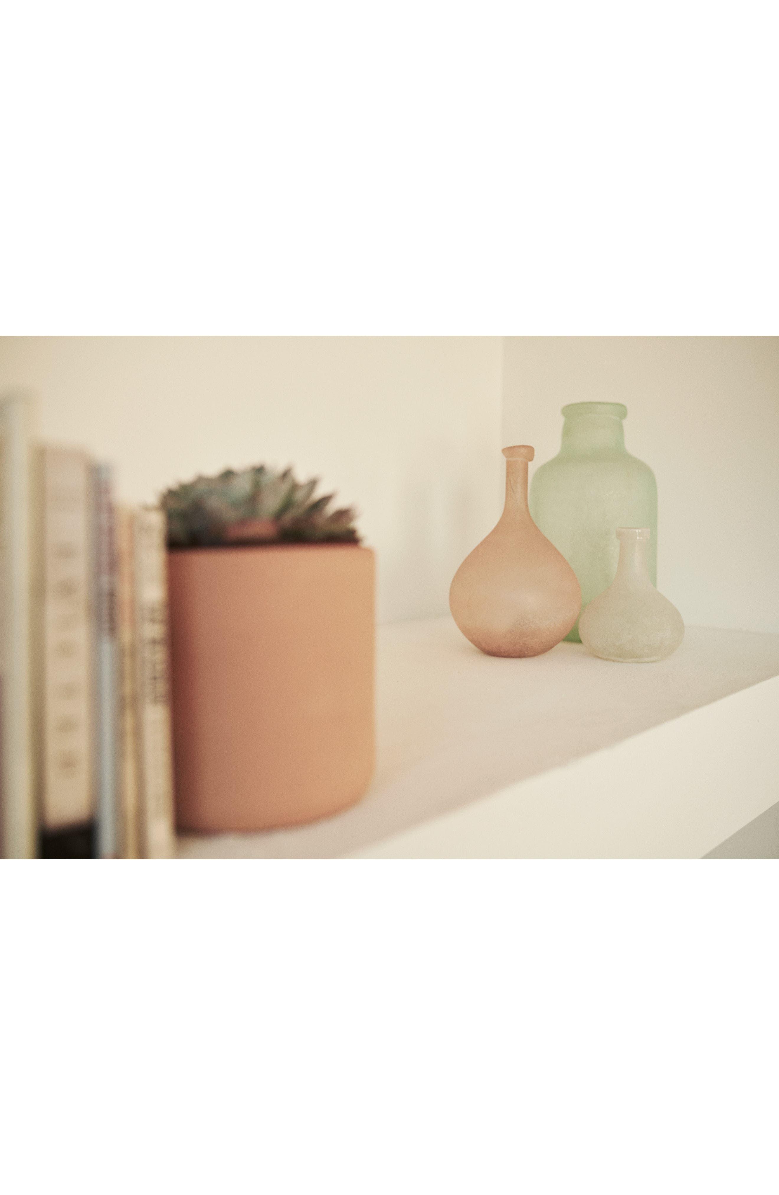 Large Glass Vase,                             Alternate thumbnail 5, color,                             650