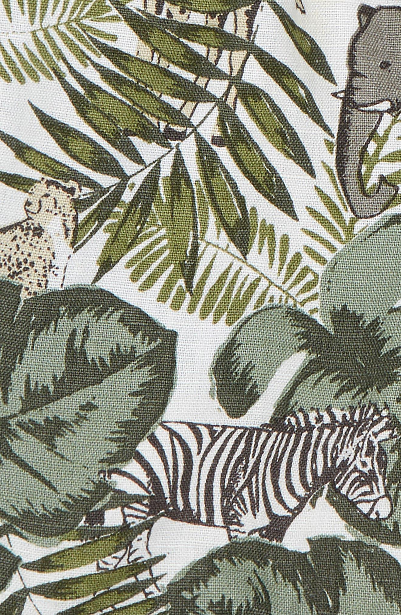 Animal Camo Shorts,                             Alternate thumbnail 2, color,                             305
