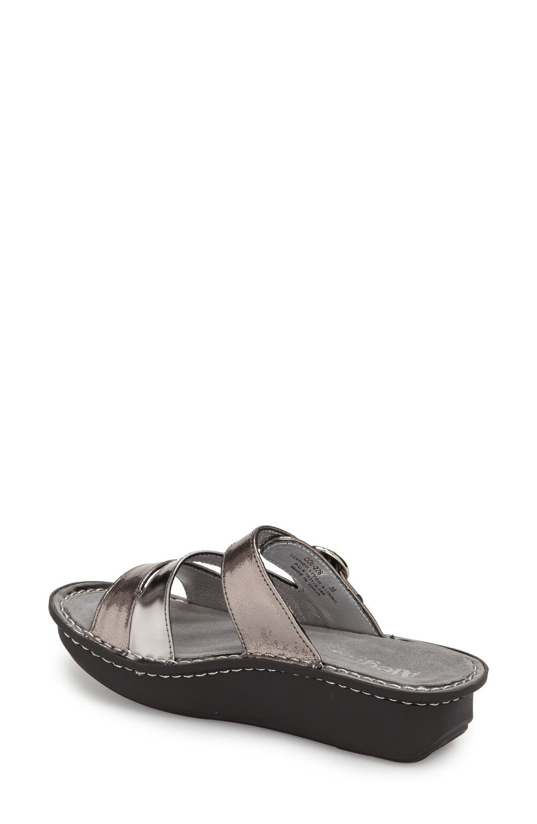 'Colette' Platform Sandal,                             Alternate thumbnail 22, color,