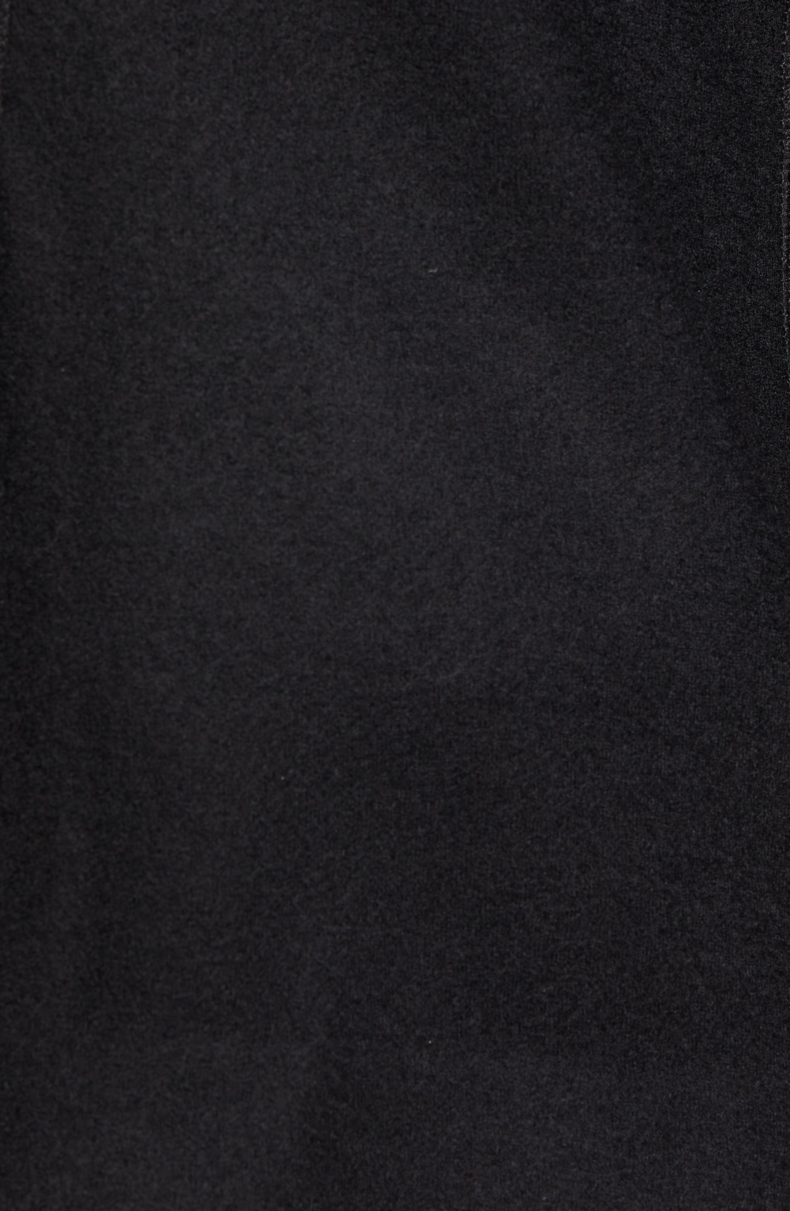 Deconstructed Razor Slim Fit Wool Jacket,                             Alternate thumbnail 6, color,                             BLACK