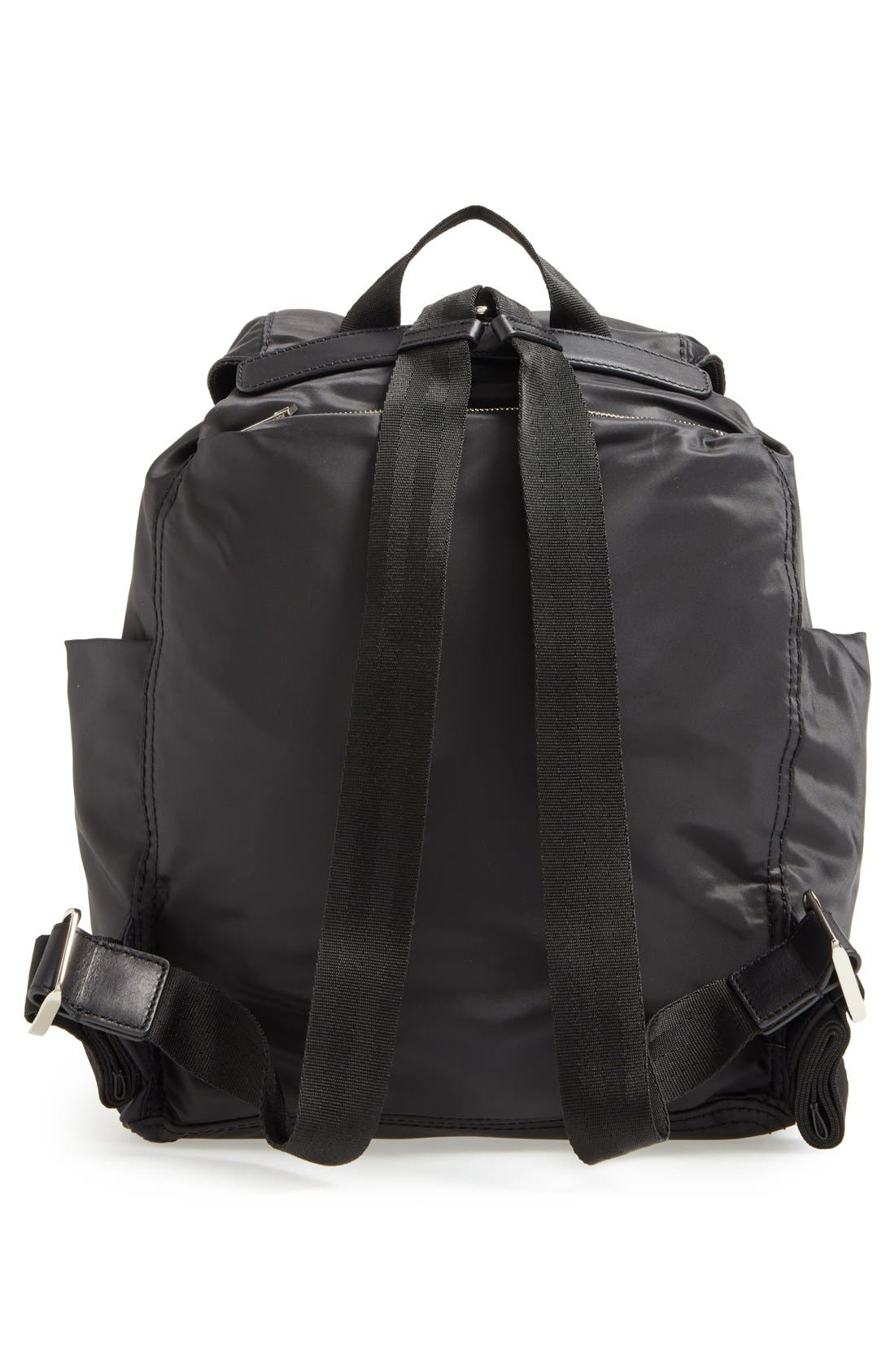 MARC JACOBS,                             'Easy' Backpack,                             Alternate thumbnail 2, color,                             001
