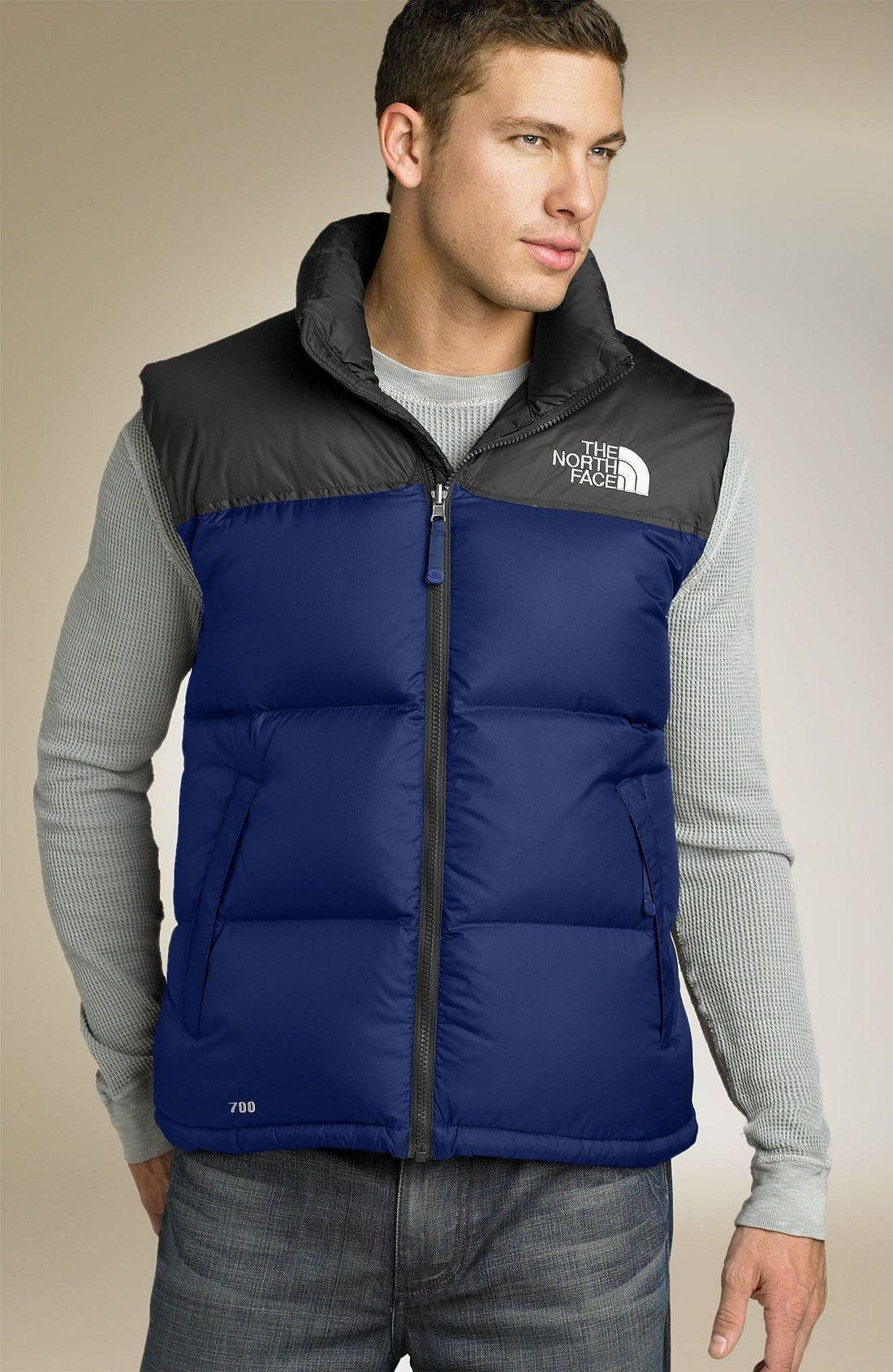 'Nuptse' Quilted Vest,                             Main thumbnail 10, color,