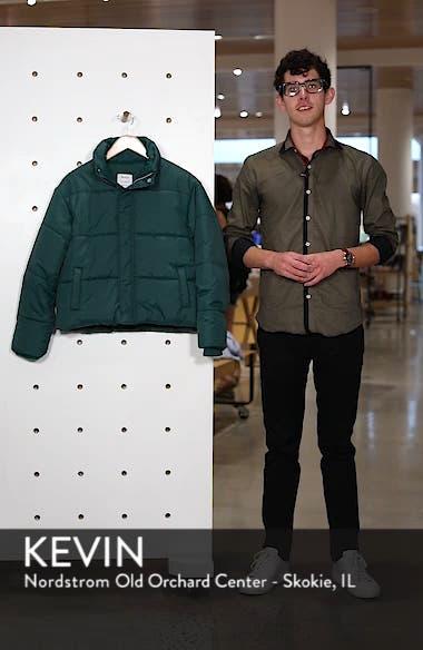Eezeh Puffer Coat, sales video thumbnail