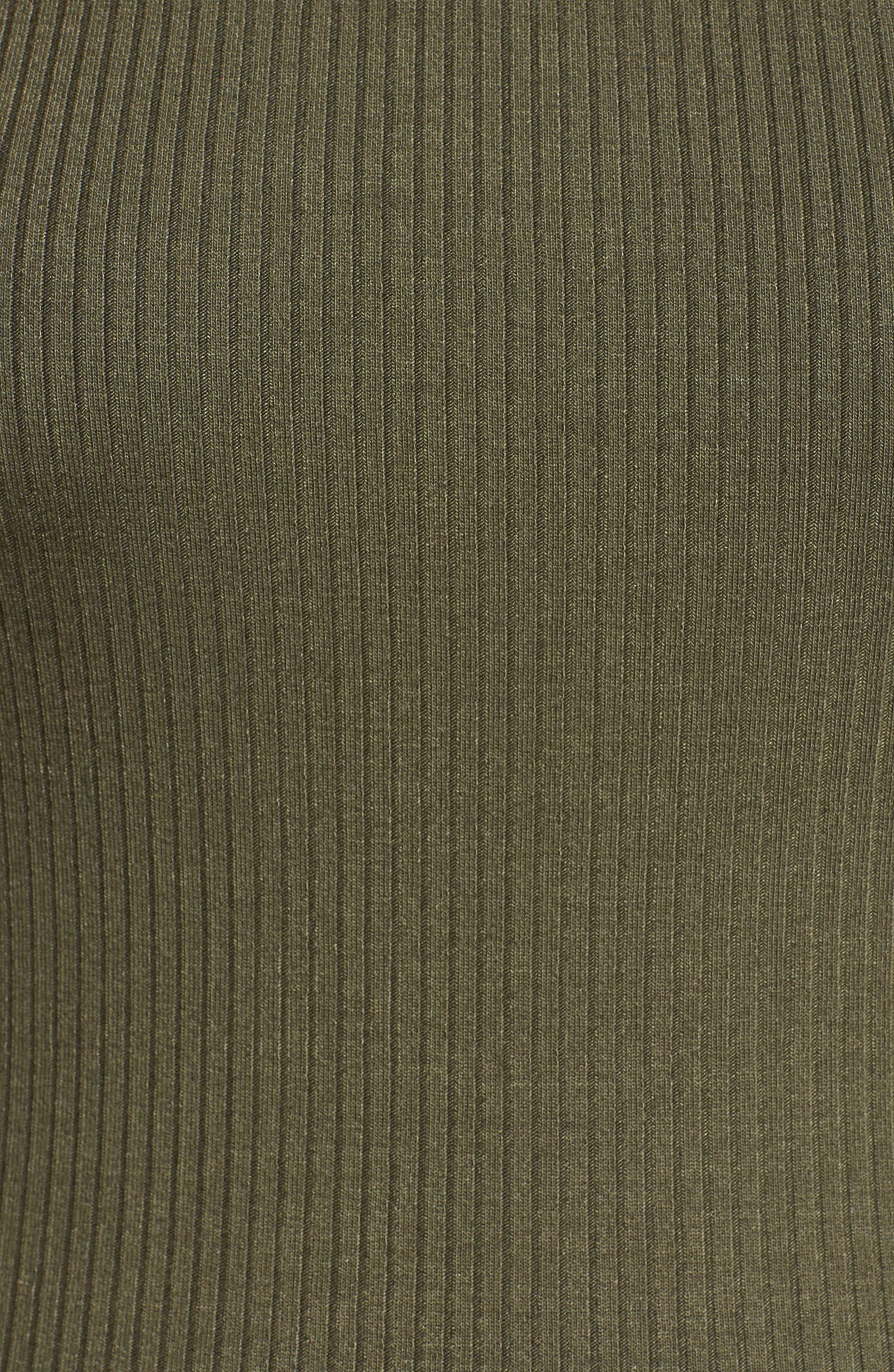 Rib Tank Dress,                             Alternate thumbnail 15, color,