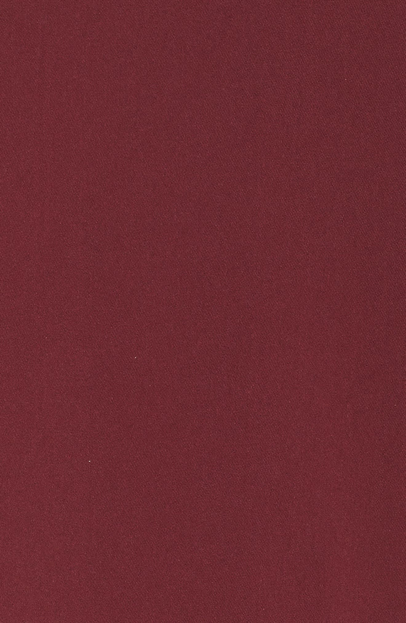 Off the Shoulder Sheath Dress,                             Alternate thumbnail 10, color,