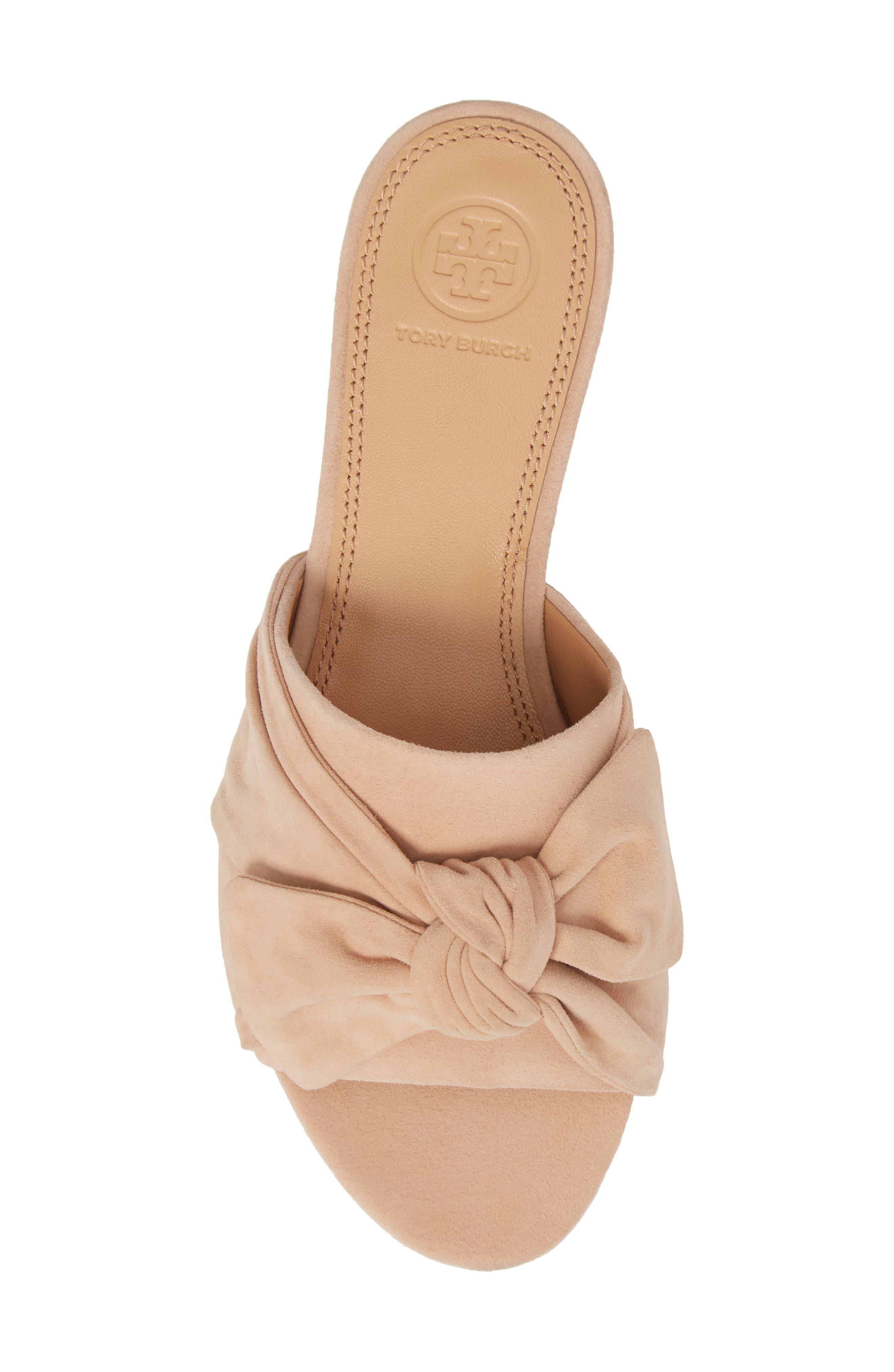 Annabelle Bow Slide Sandal,                             Alternate thumbnail 15, color,