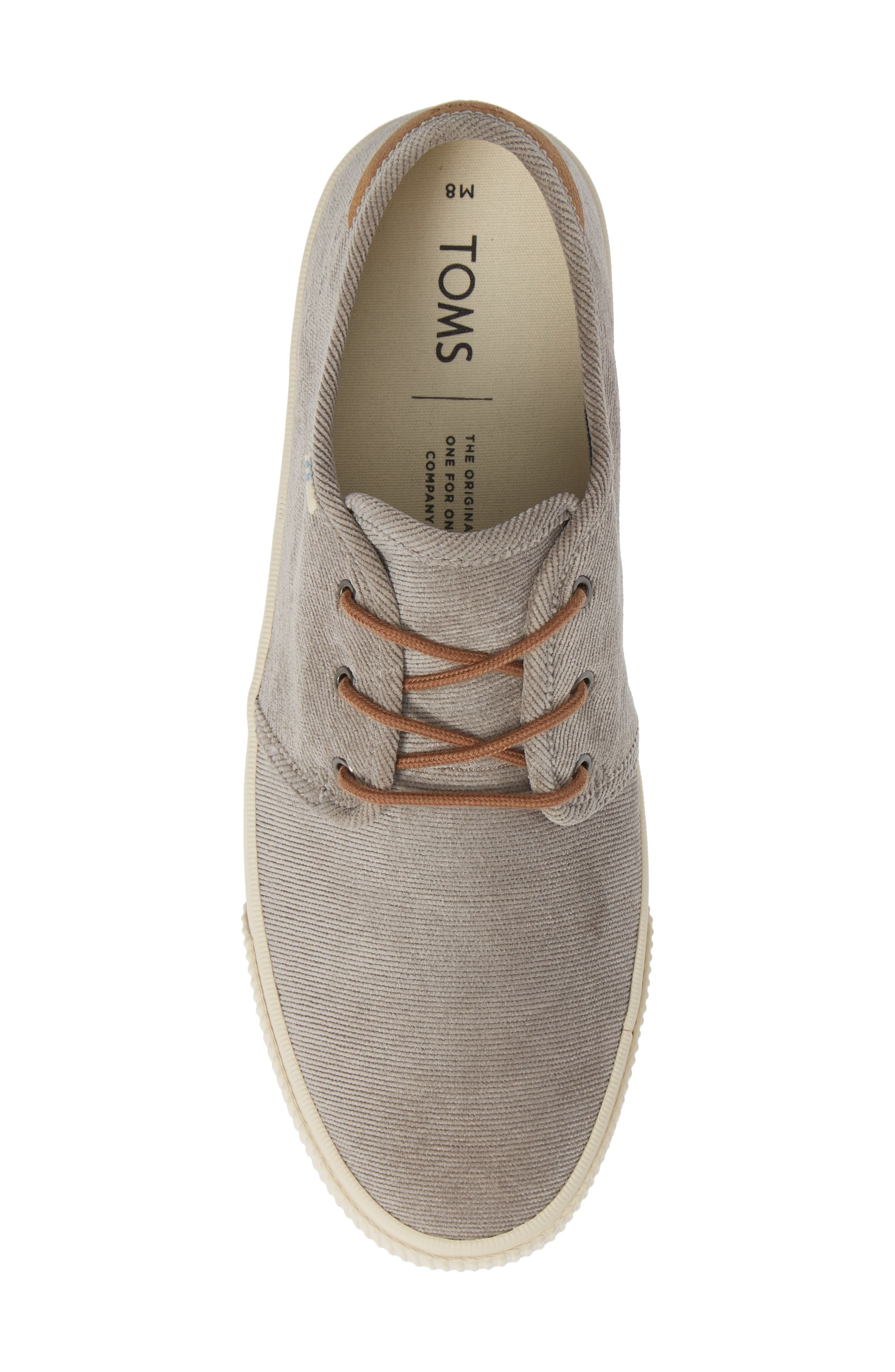 TOMS,                             Carlo Sneaker,                             Alternate thumbnail 5, color,                             020