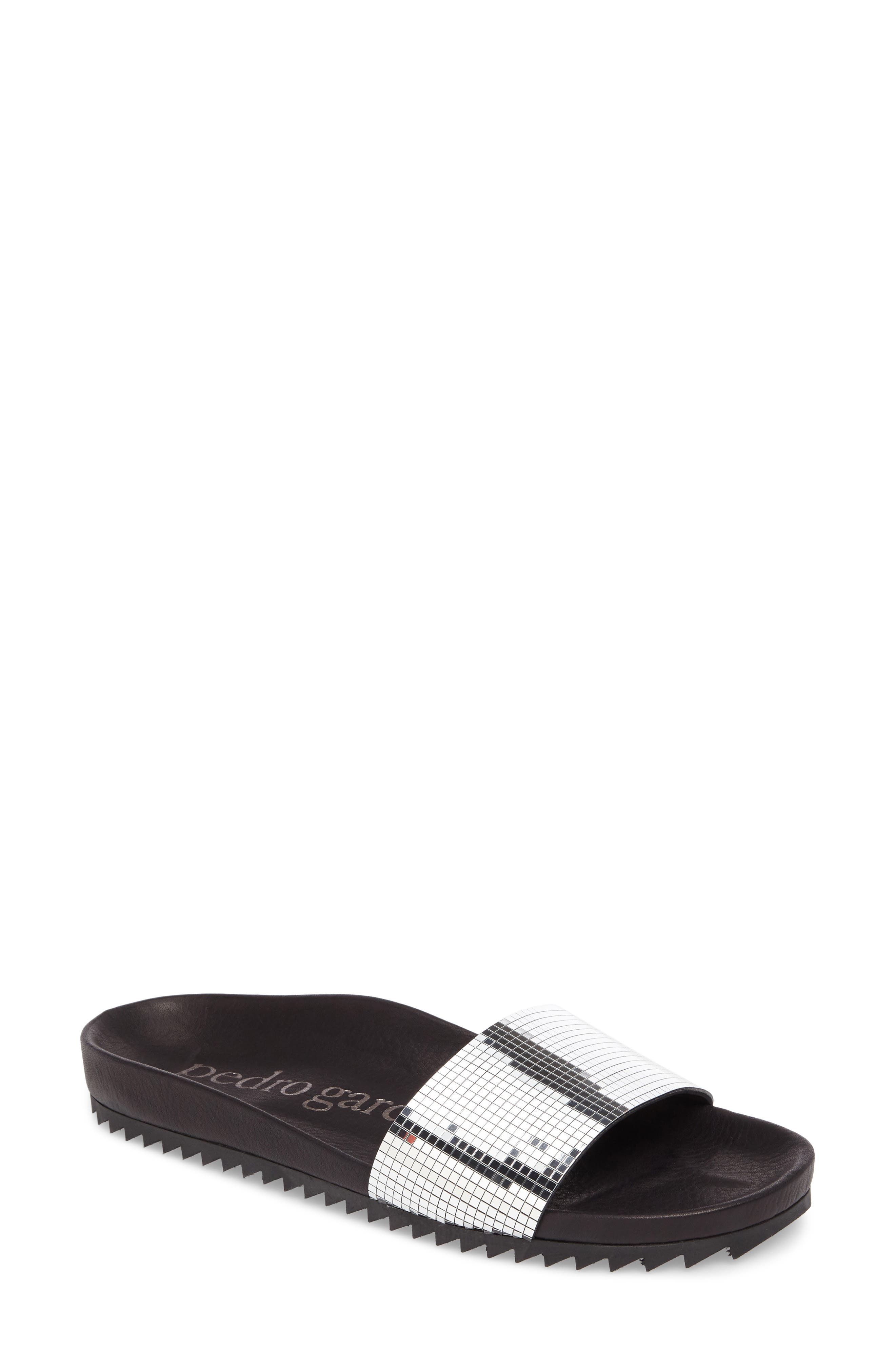 Alice Slide Sandal,                             Main thumbnail 1, color,                             040