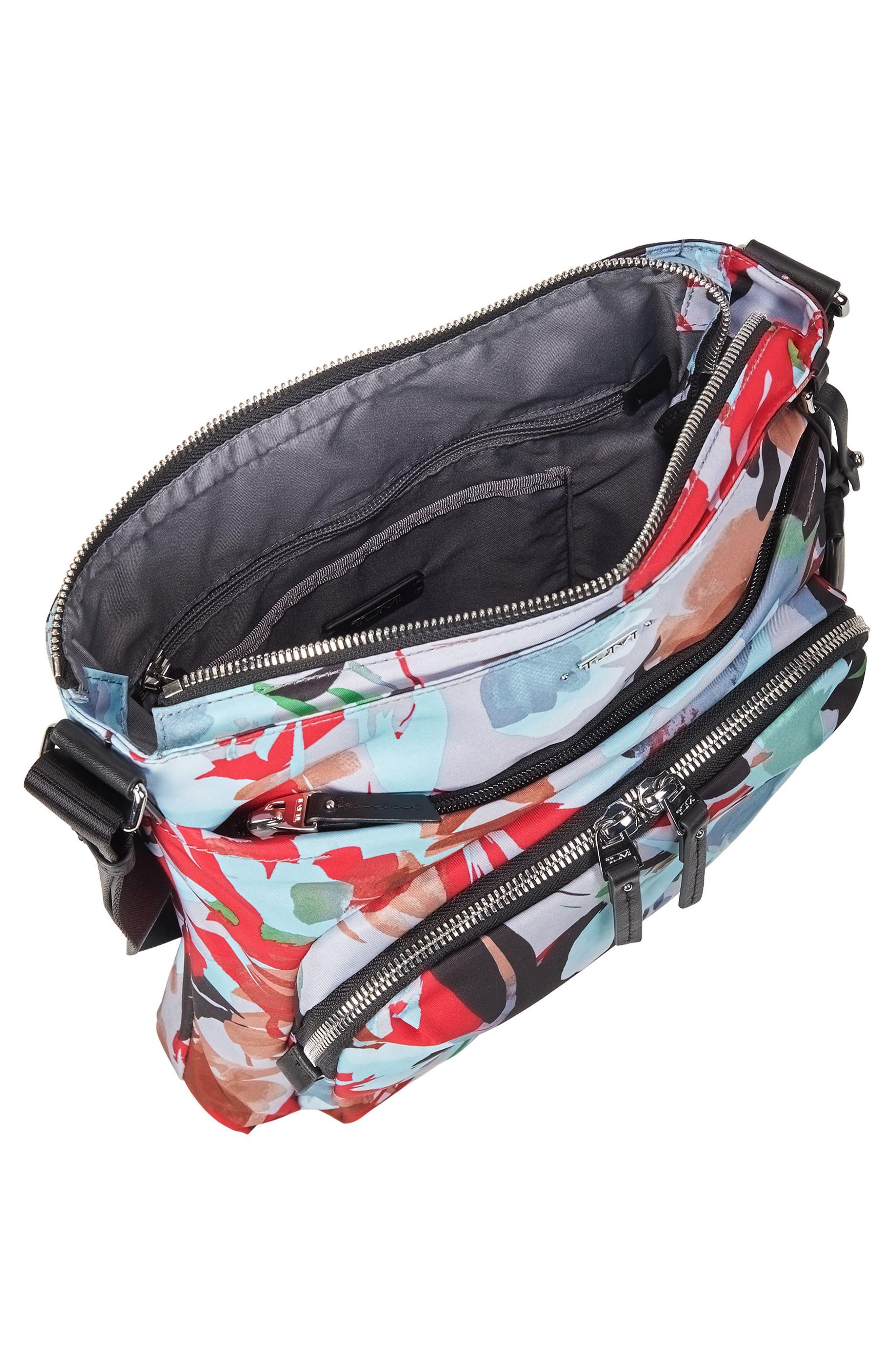 Voyageur - Capri Nylon Crossbody Bag,                             Alternate thumbnail 33, color,