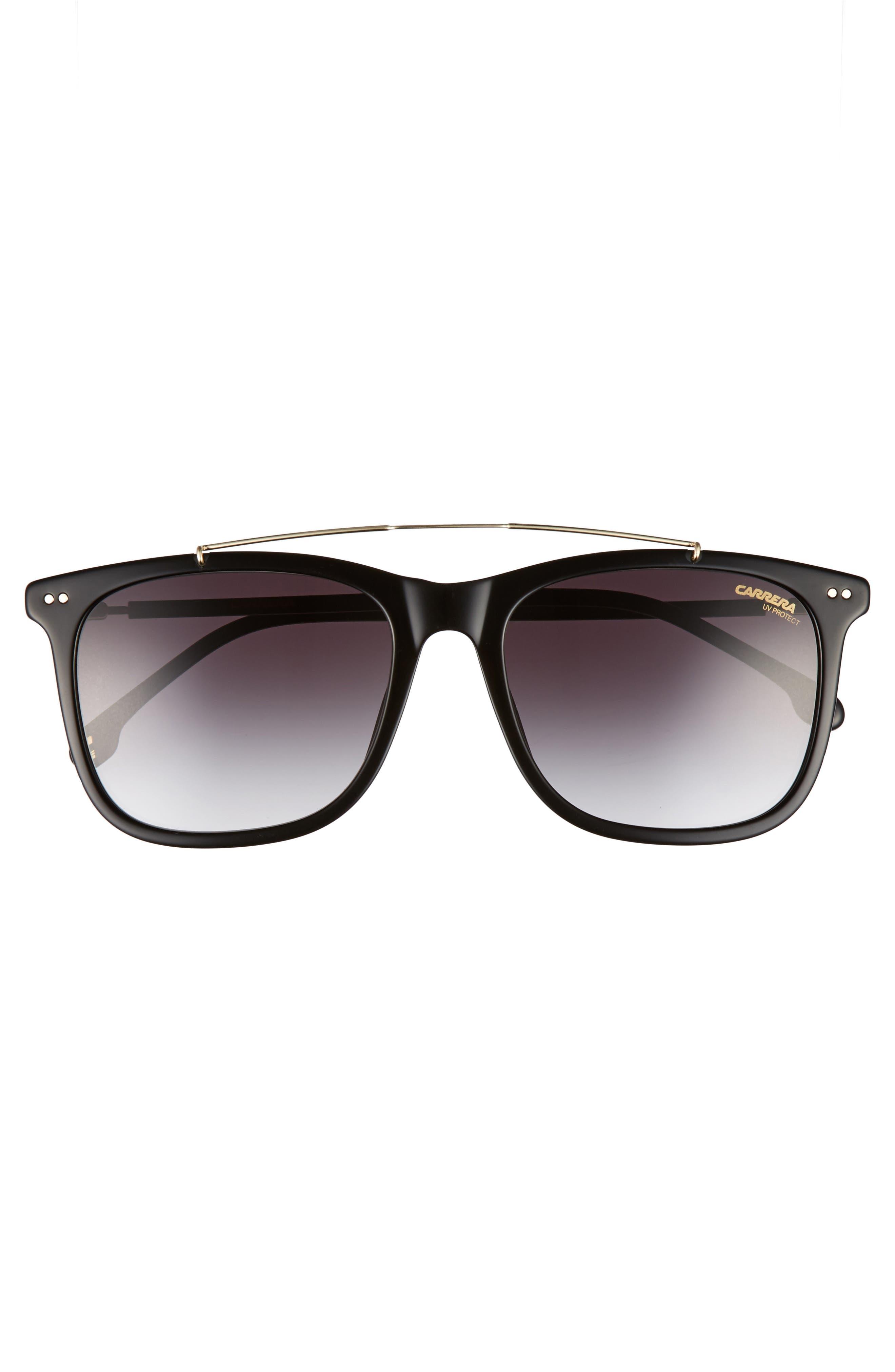 Carrera 150/S 55mm Sunglasses,                             Alternate thumbnail 2, color,                             002