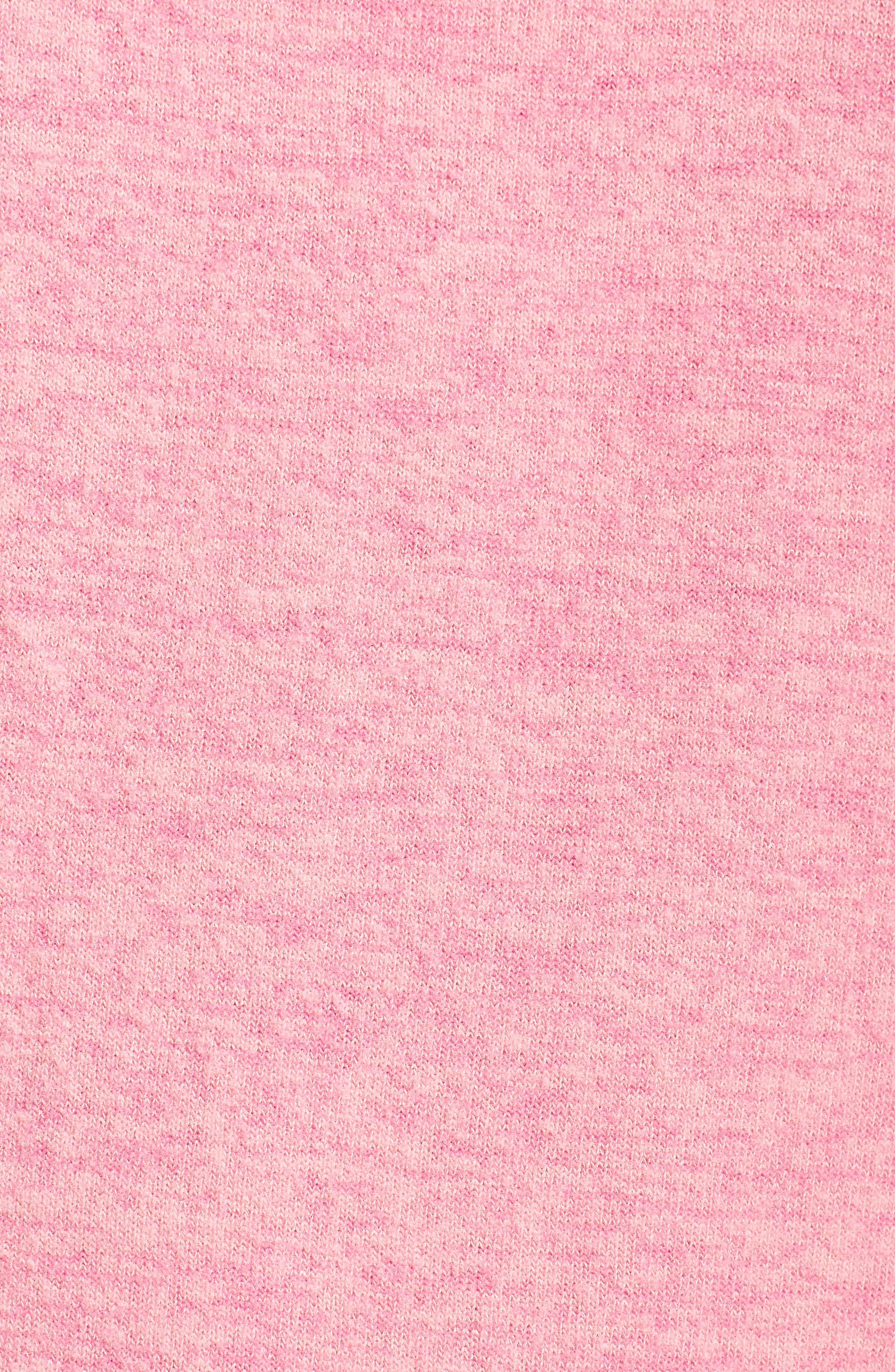 Brushed Hacci Sweatshirt,                             Alternate thumbnail 107, color,