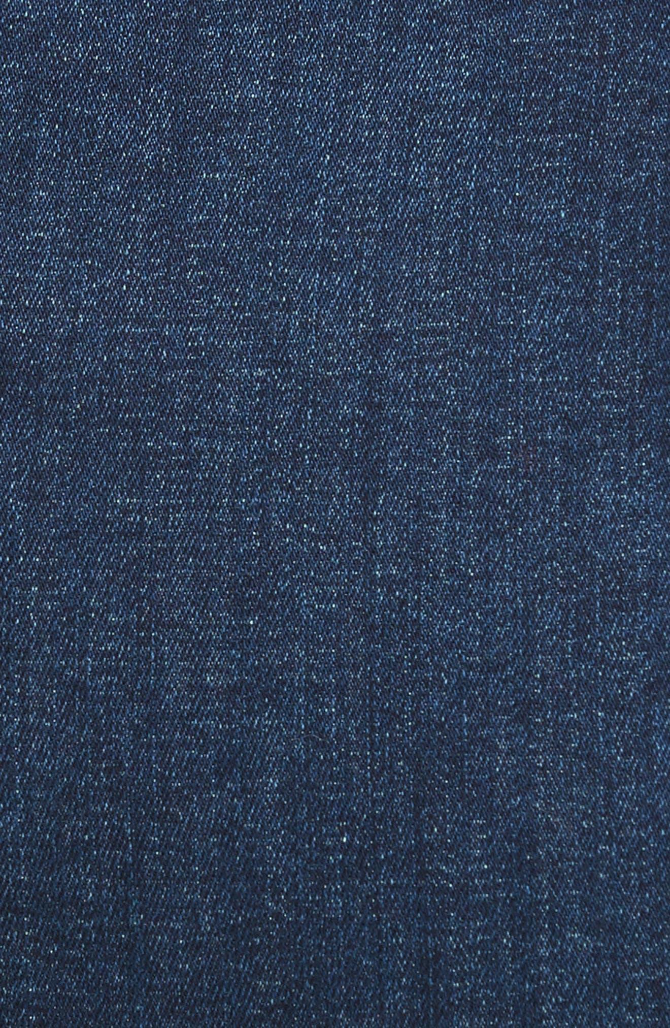 Modern Femme Corset Skirt,                             Alternate thumbnail 5, color,