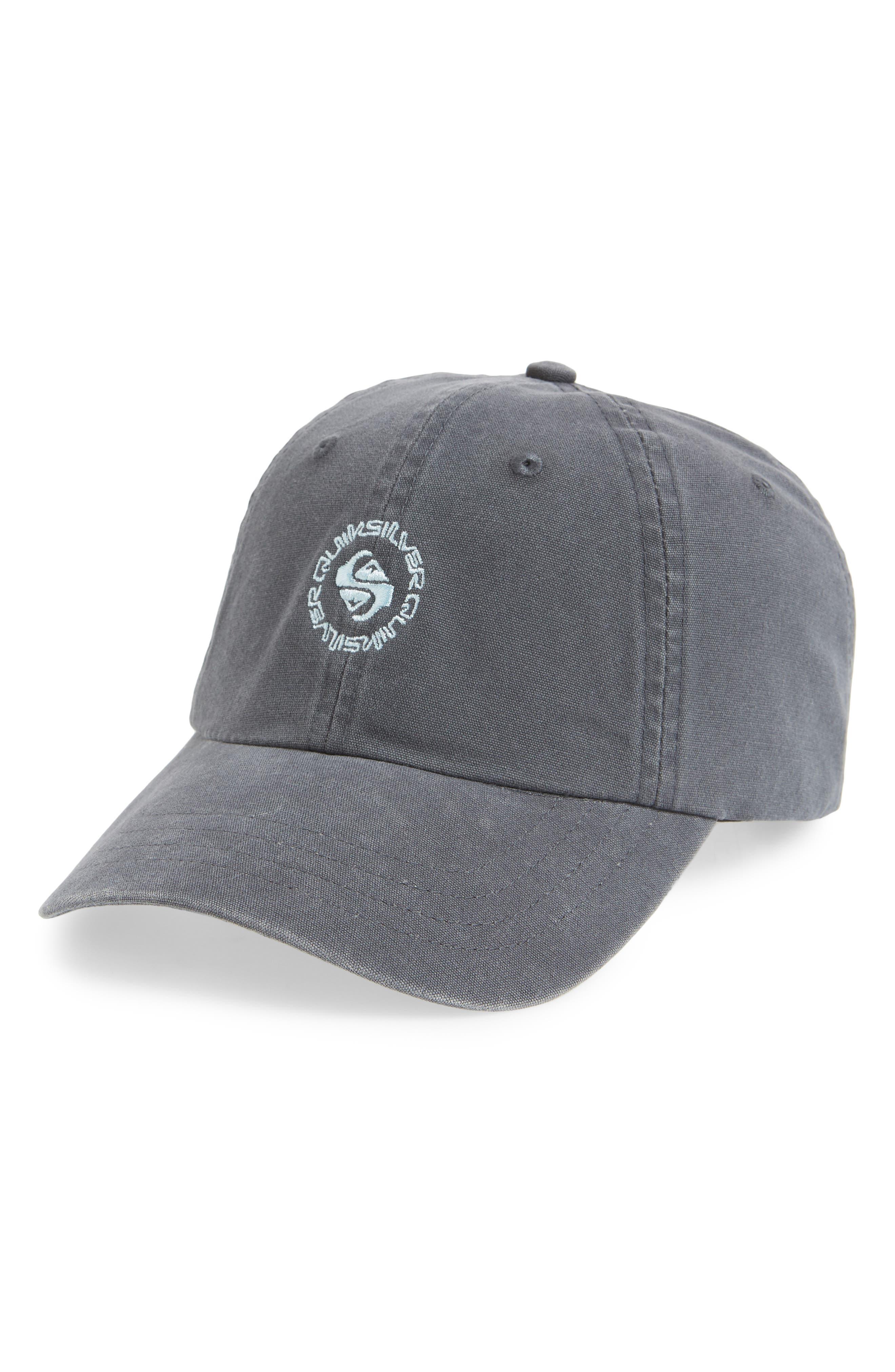 Hood Muffin Baseball Cap,                         Main,                         color, TARMAC